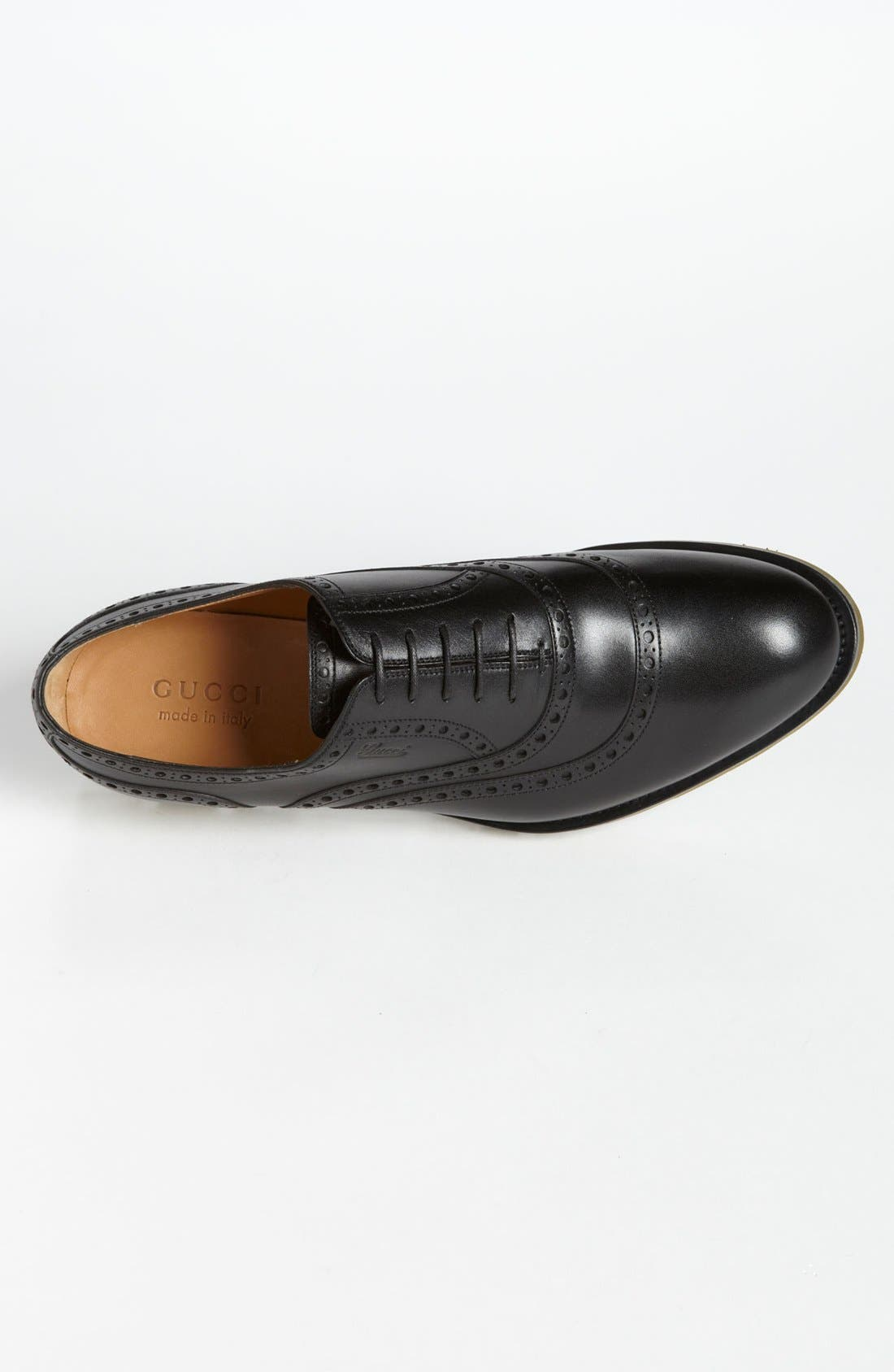 Alternate Image 3  - Gucci 'Fenis' Oxford