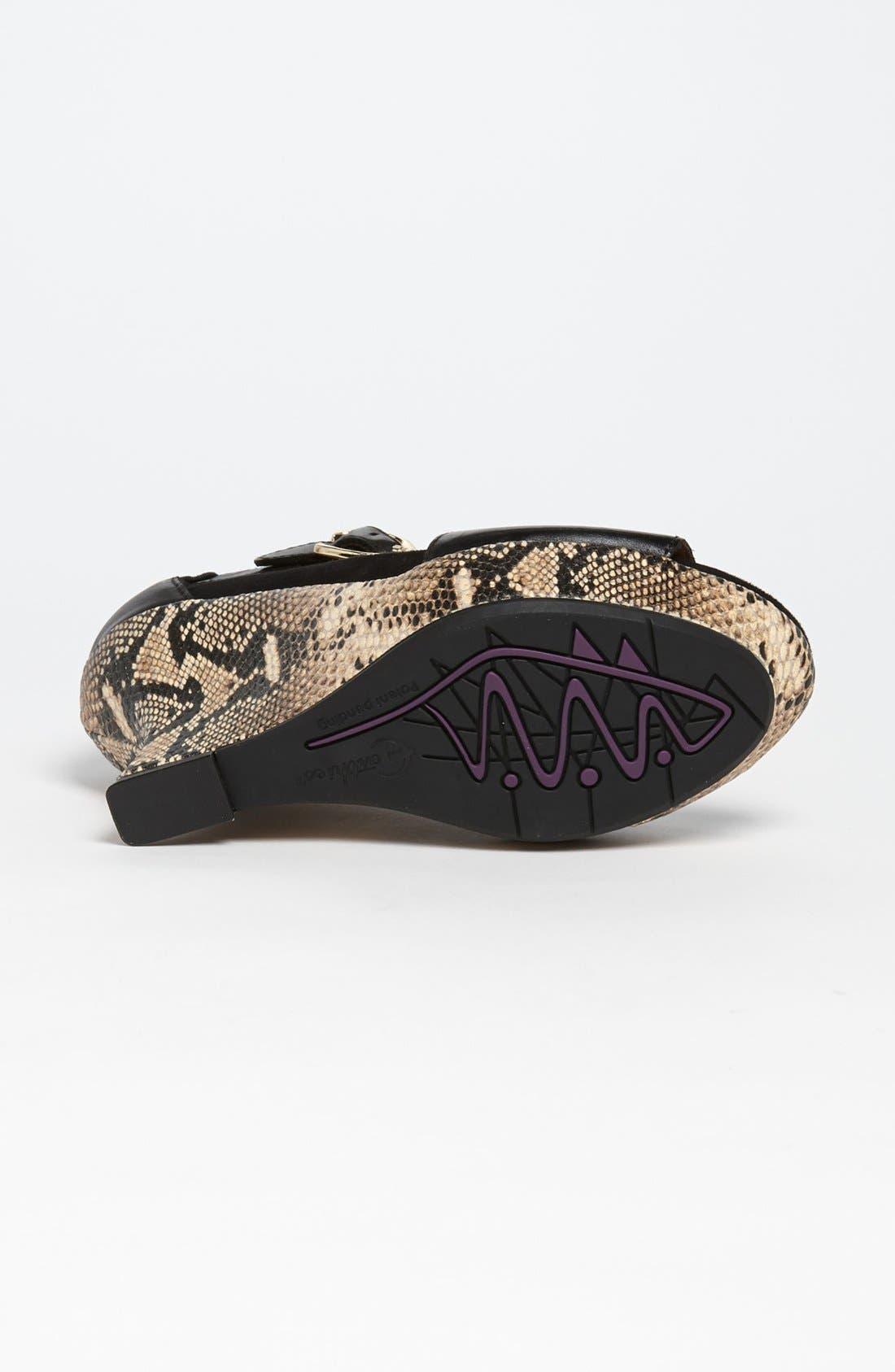 Alternate Image 4  - Earthies® 'Anzio' Sandal
