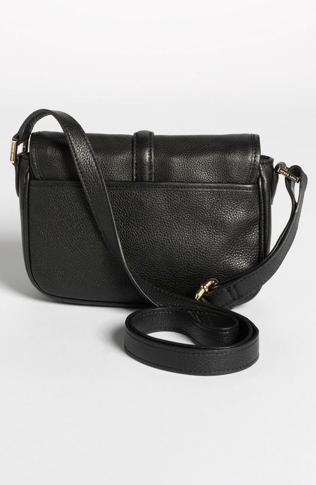 Alternate Image 4  - Tory Burch 'Clay - Mini' Leather Crossbody Bag