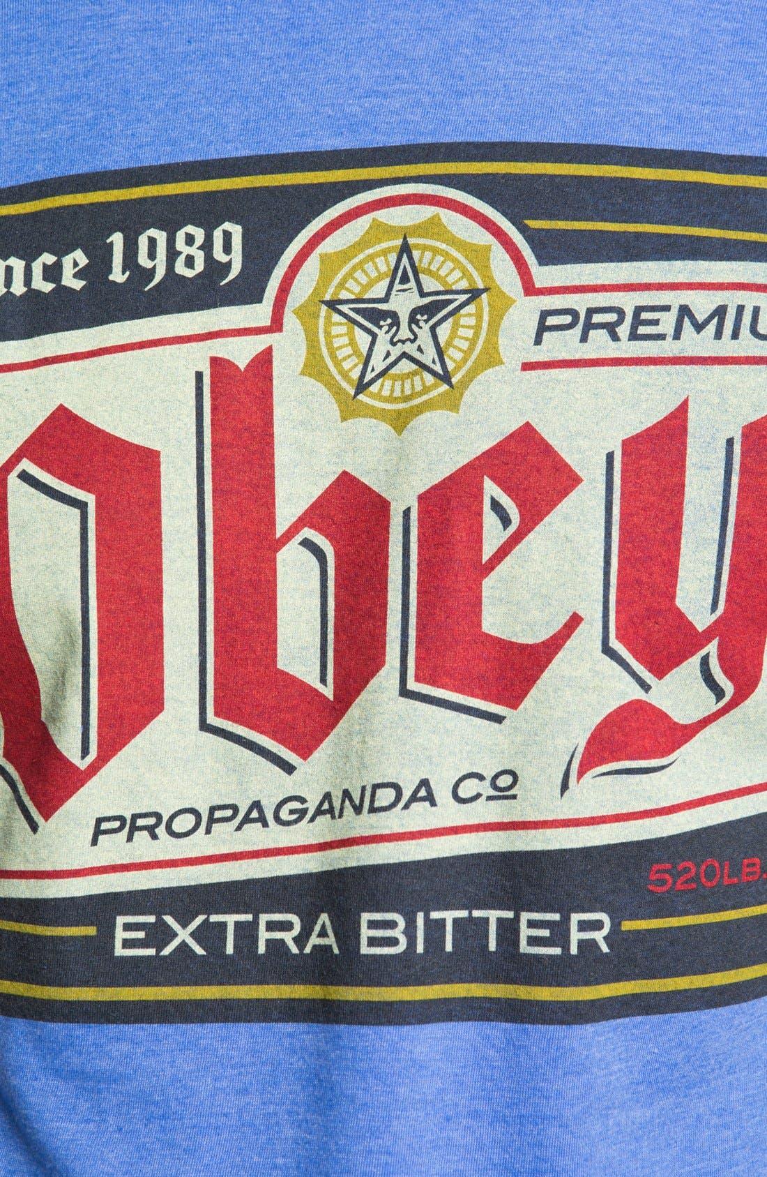 Alternate Image 3  - Obey 'Premium Propaganda' Graphic T-Shirt