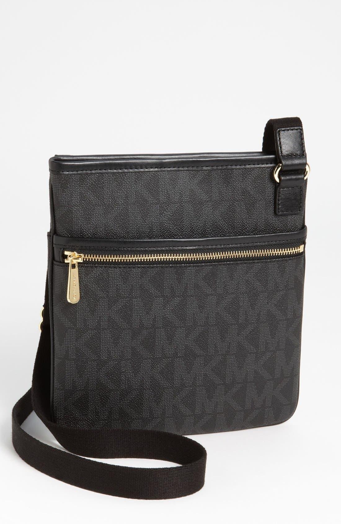 Main Image - MICHAEL Michael Kors 'Signature' Crossbody Bag