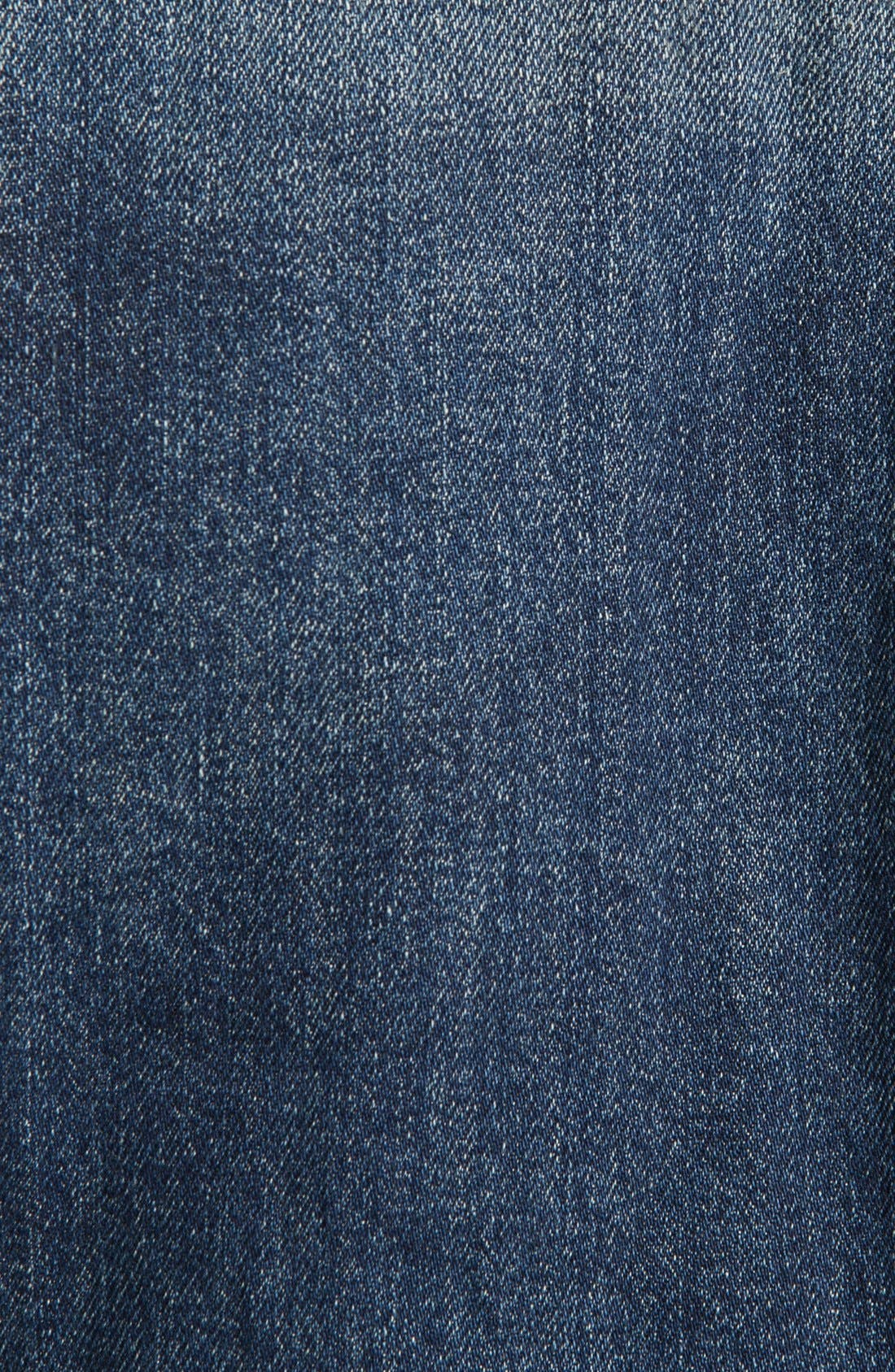 Alternate Image 3  - Nudie 'Sonny Organic Selvedge Dream' Denim Jacket