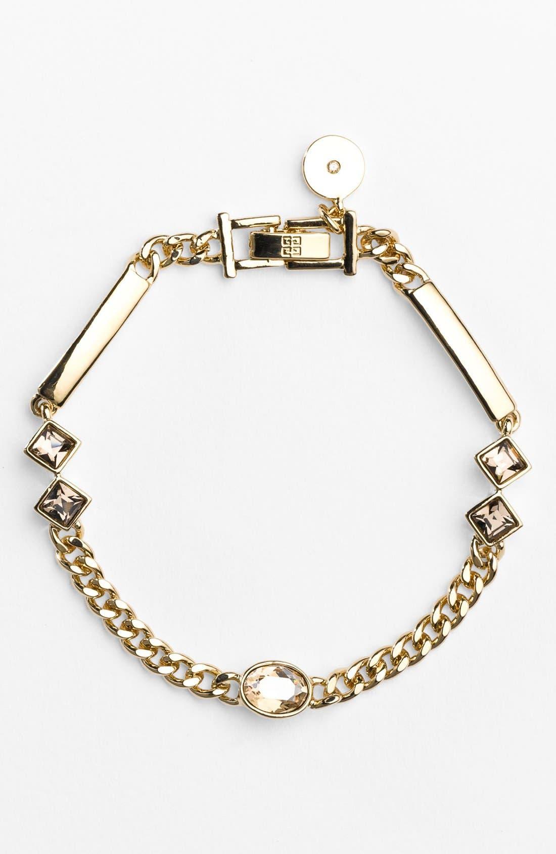 Alternate Image 1 Selected - Givenchy Station Line Bracelet
