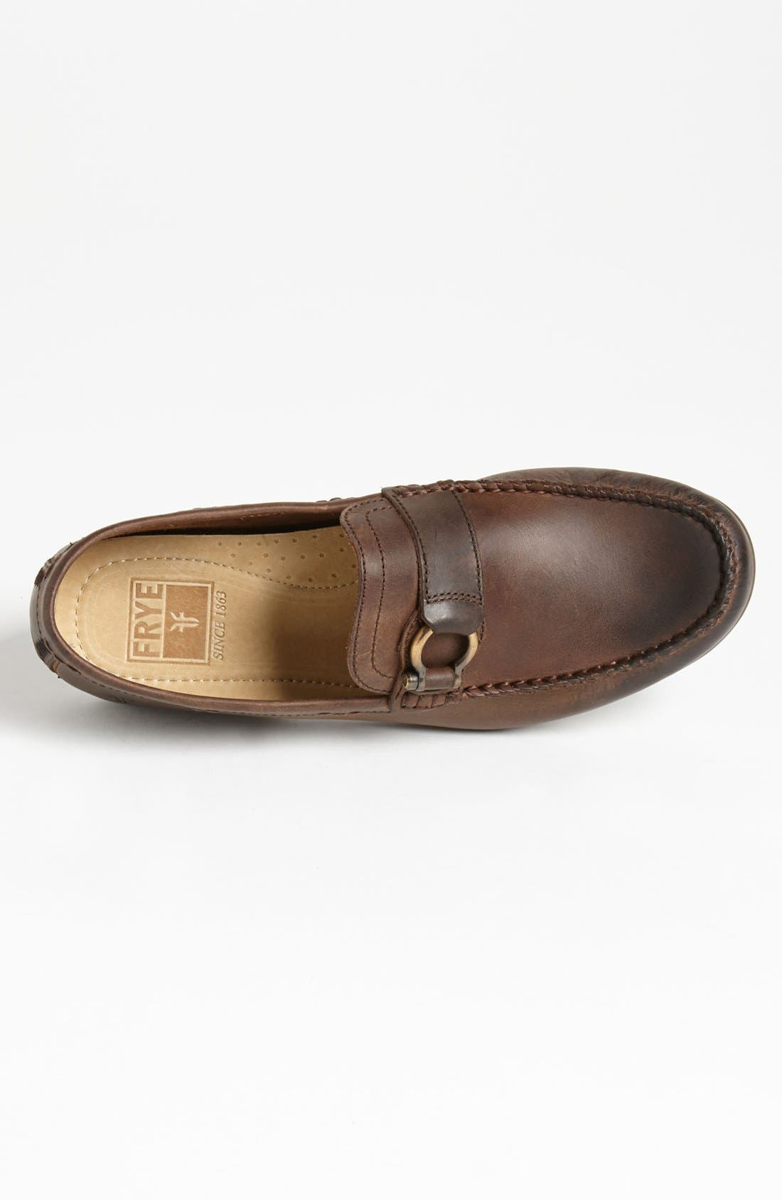 Alternate Image 3  - Frye 'Lewis' Bit Loafer