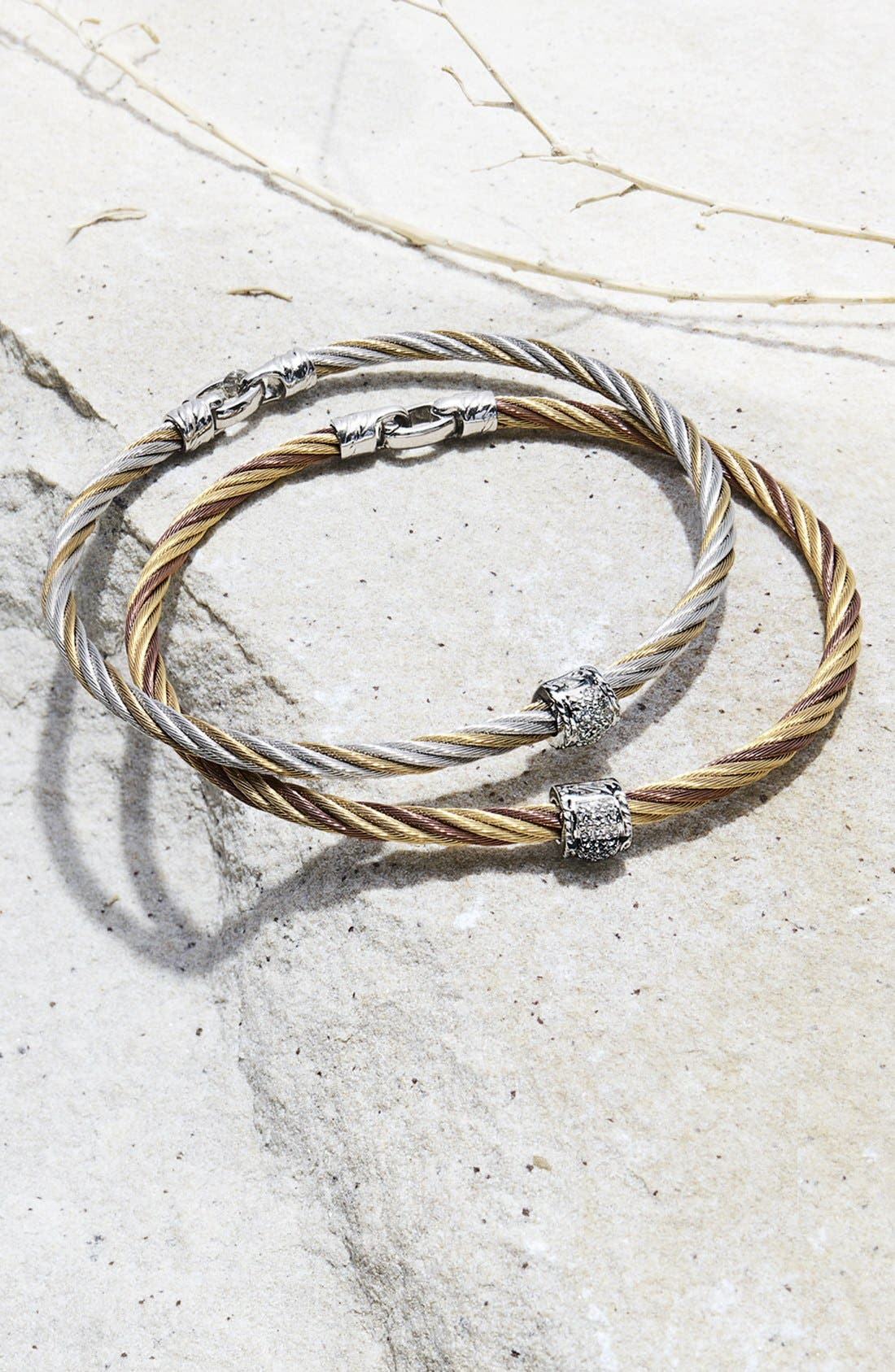 Alternate Image 2  - ALOR® Twisted Bracelet