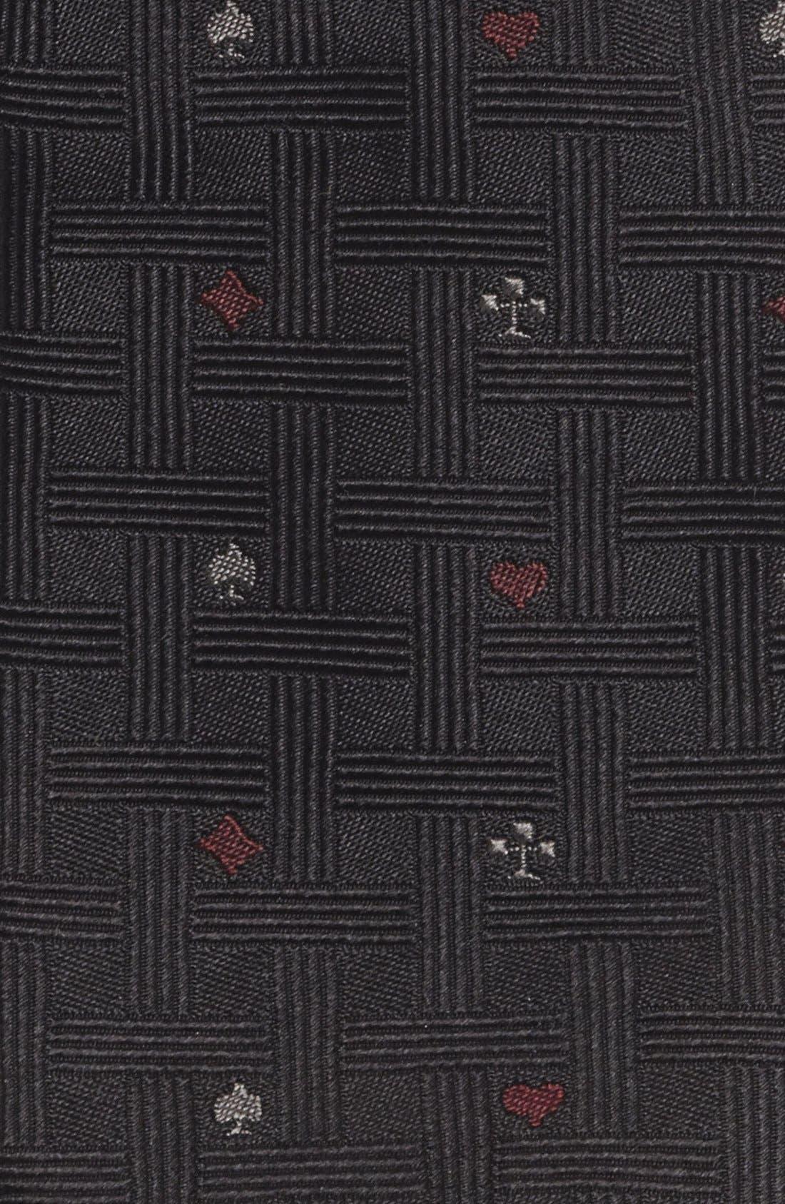 Alternate Image 2  - John Varvatos Star USA Woven Silk Tie