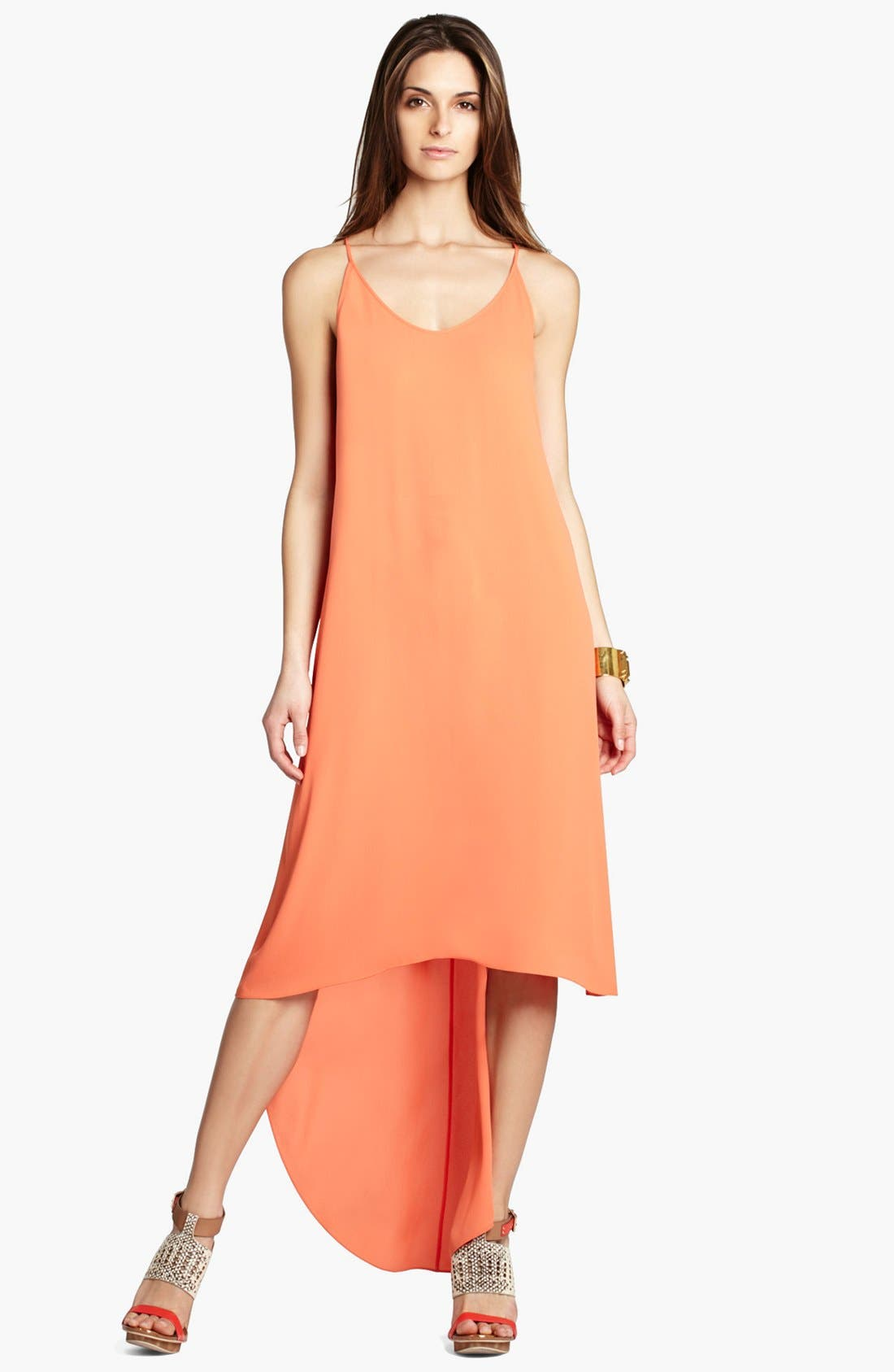 Main Image - BCBGMAXAZRIA 'Rory' High/Low Dress