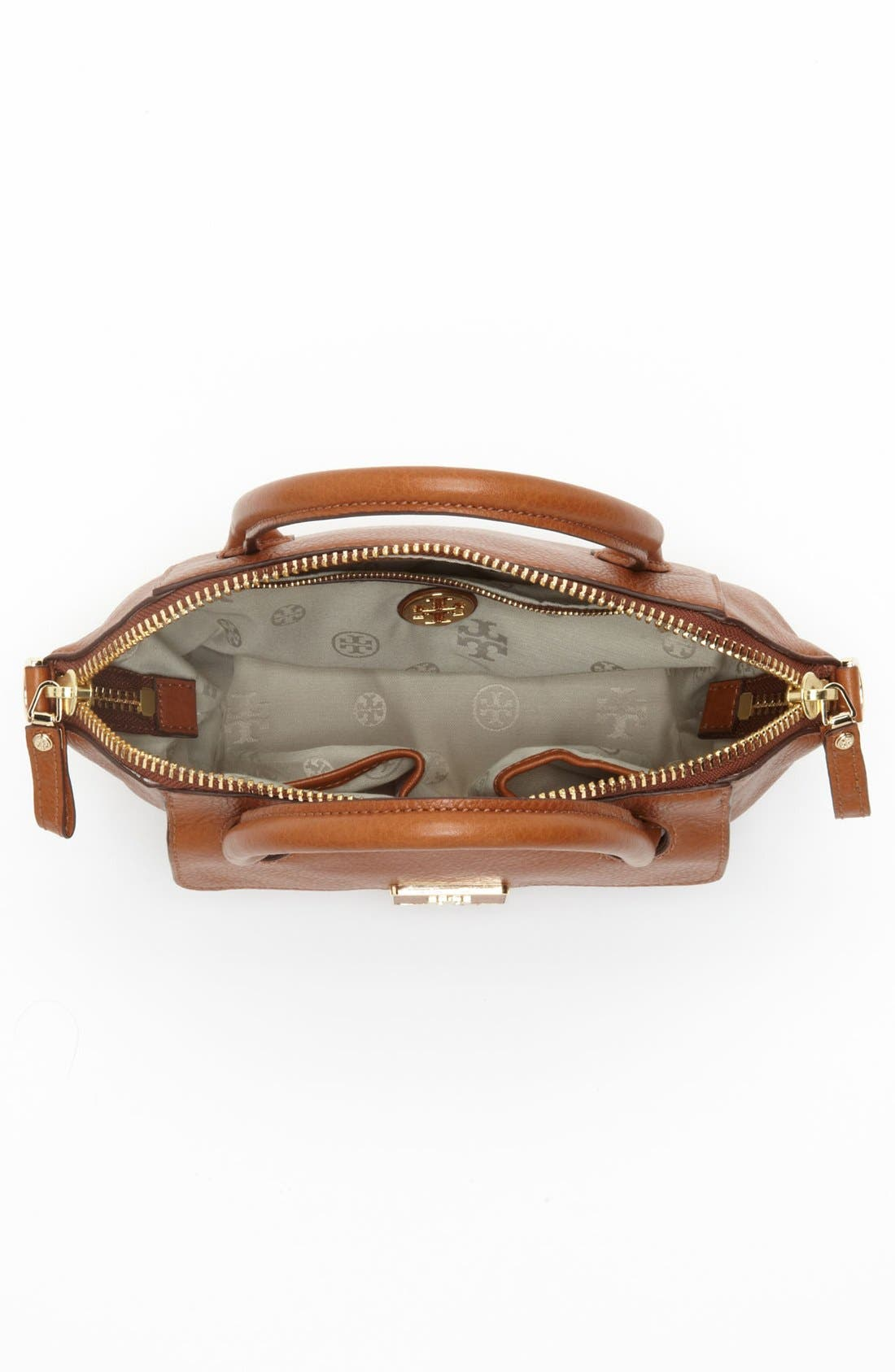 Alternate Image 3  - Tory Burch 'Clara - Mini' Leather Crossbody Bag