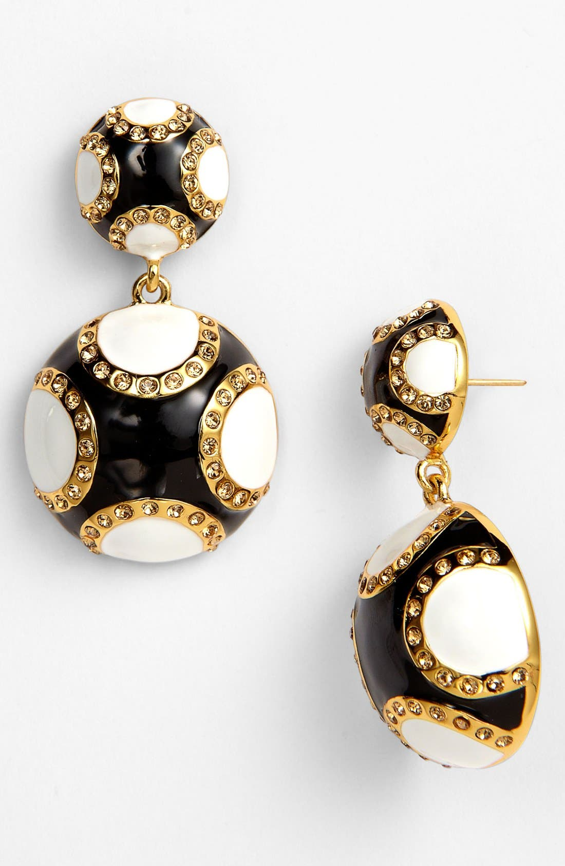 Main Image - kate spade new york 'piñata park' round drop earrings