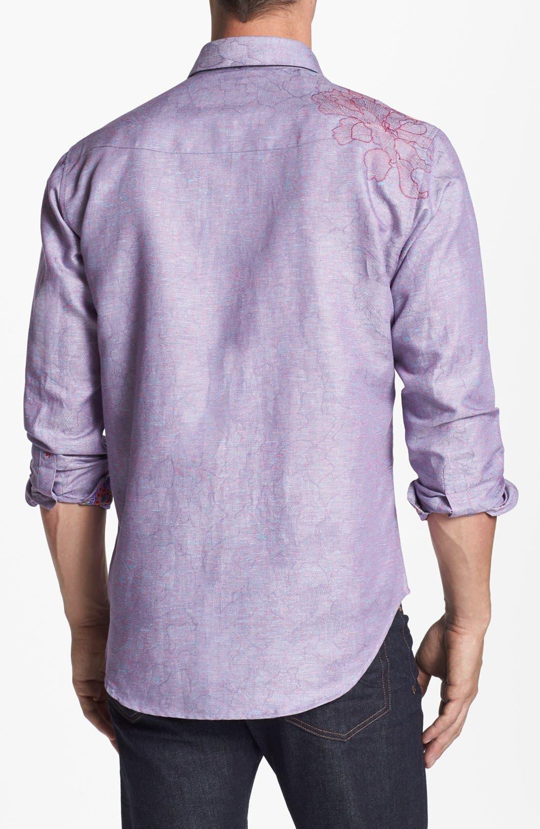 Alternate Image 3  - Robert Graham 'Ebb' Sport Shirt