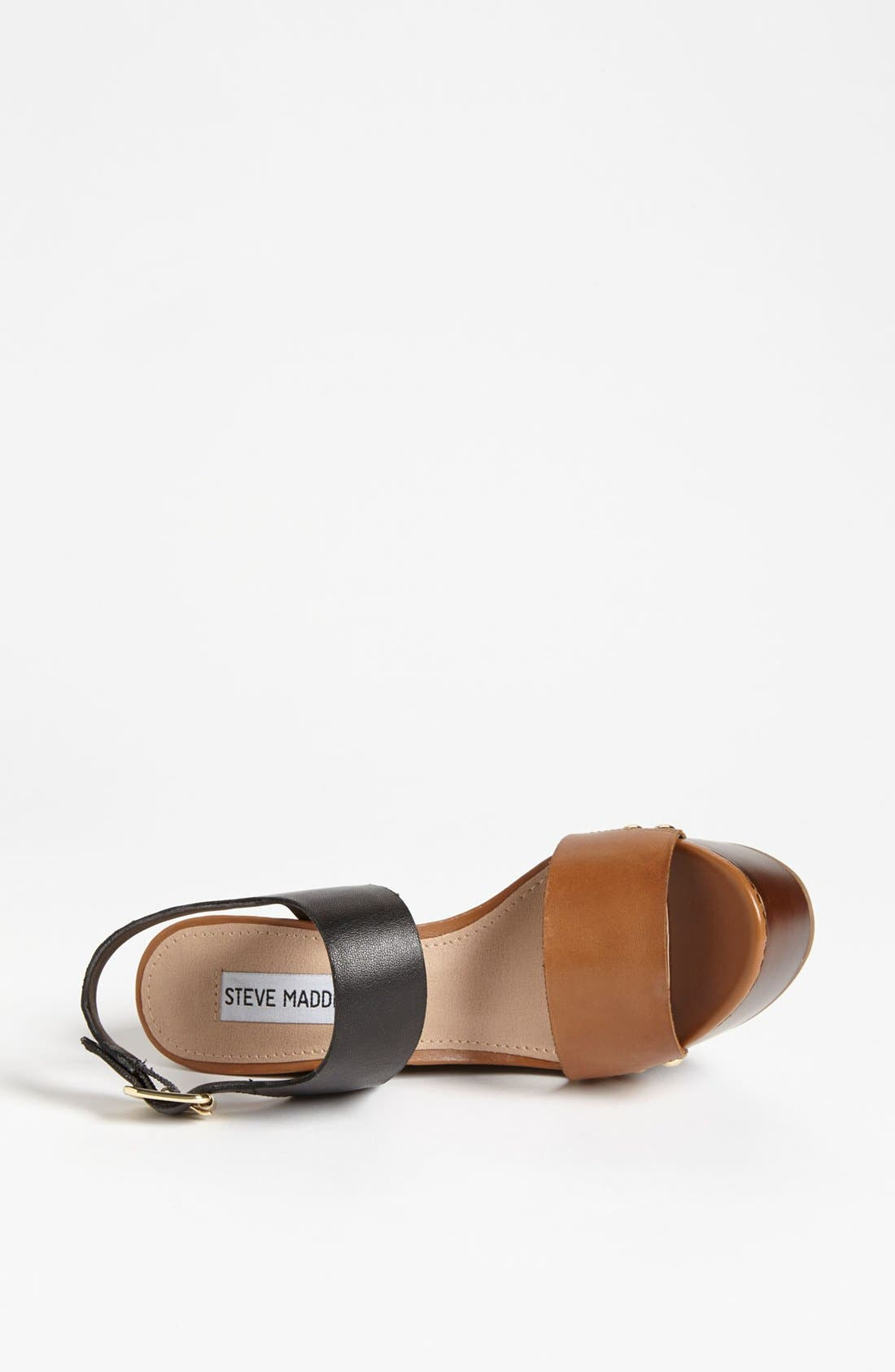 Alternate Image 3  - Steve Madden 'Luucy' Wedge Sandal