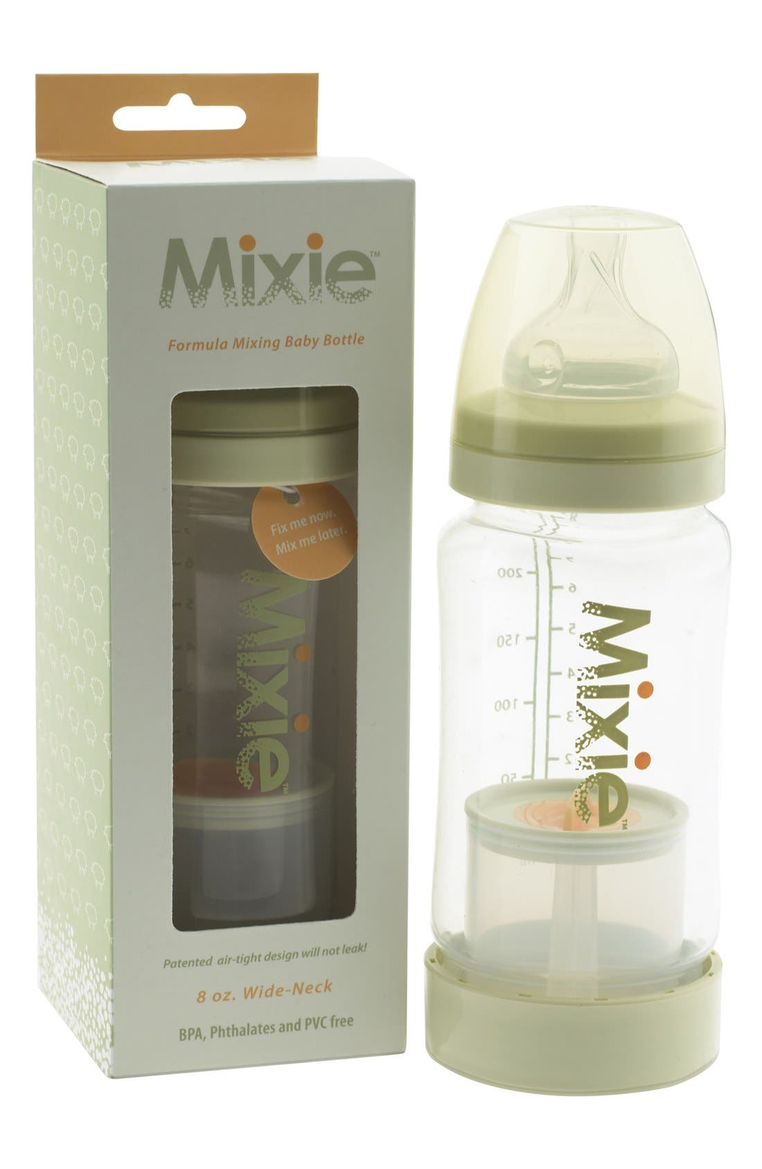 Alternate Image 1 Selected - Mixie Baby Formula Mixing Baby Bottle