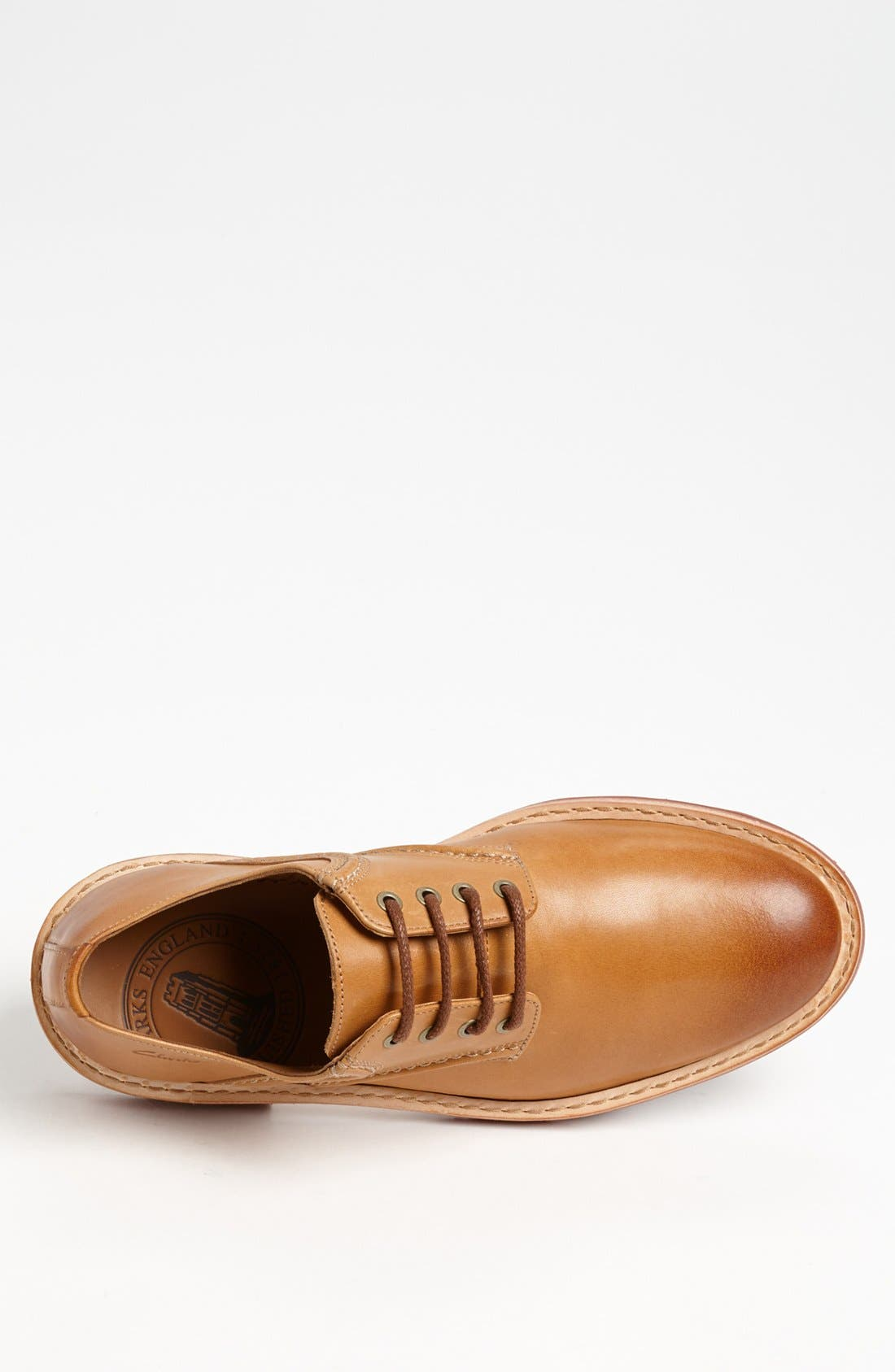 Alternate Image 3  - Clarks® 'Duty Trek' Plain Toe Derby