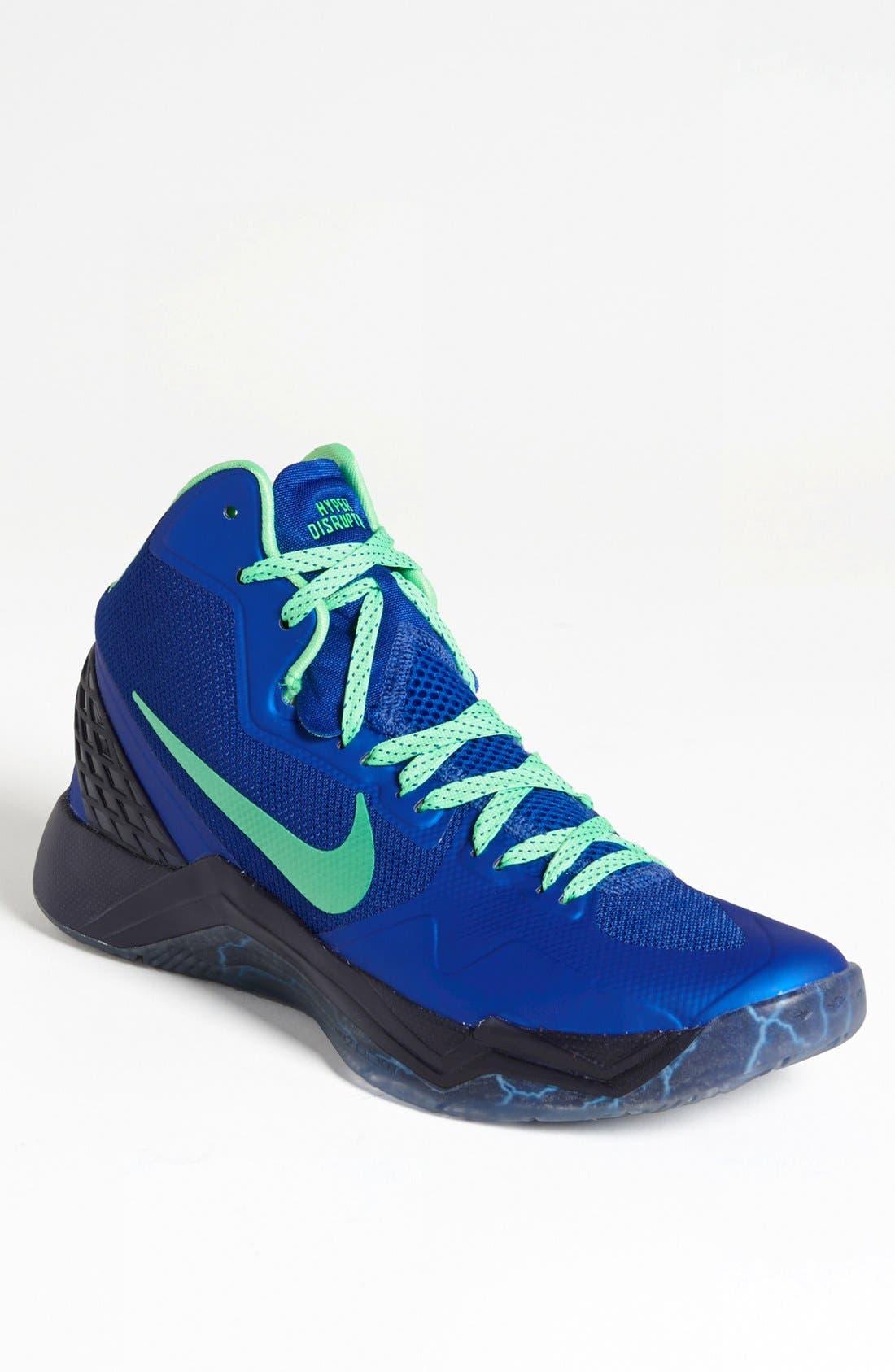 Main Image - Nike 'Zoom Hyperdisruptor' Basketball Shoe (Men)