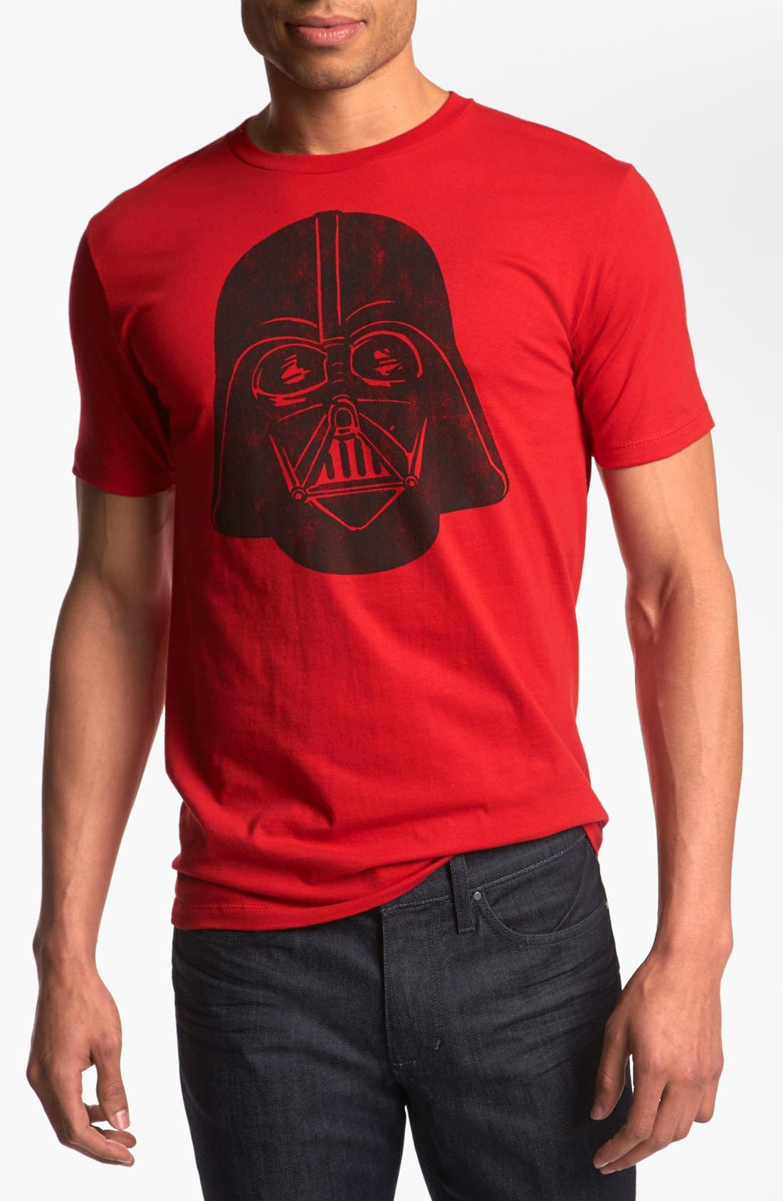 Alternate Image 1 Selected - Topless 'Simple Vader' T-Shirt