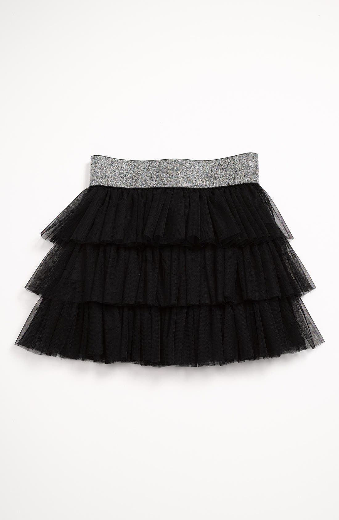 Main Image - Jenna & Jessie Tutu Skirt (Little Girls)