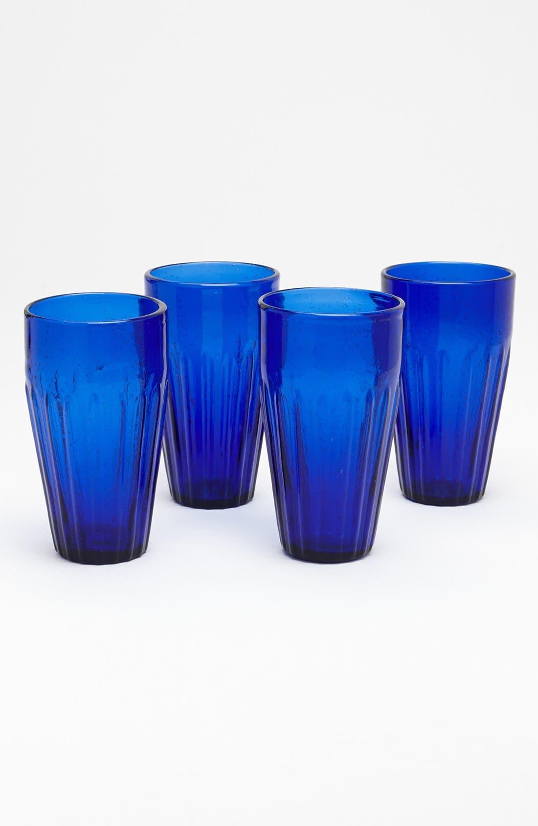 Main Image - Rustic Cooler Glasses (Set of 4)