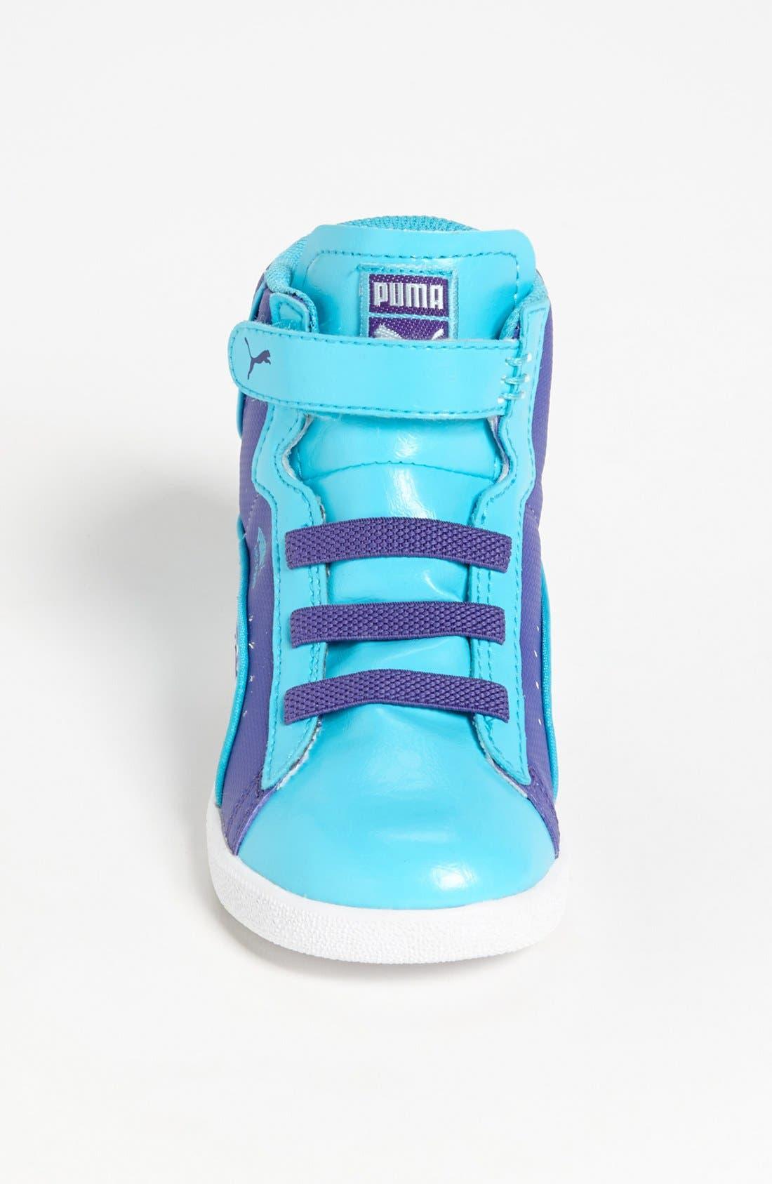 Alternate Image 3  - PUMA 'First Round' Sneaker (Baby, Walker, Toddler & Little Kid)
