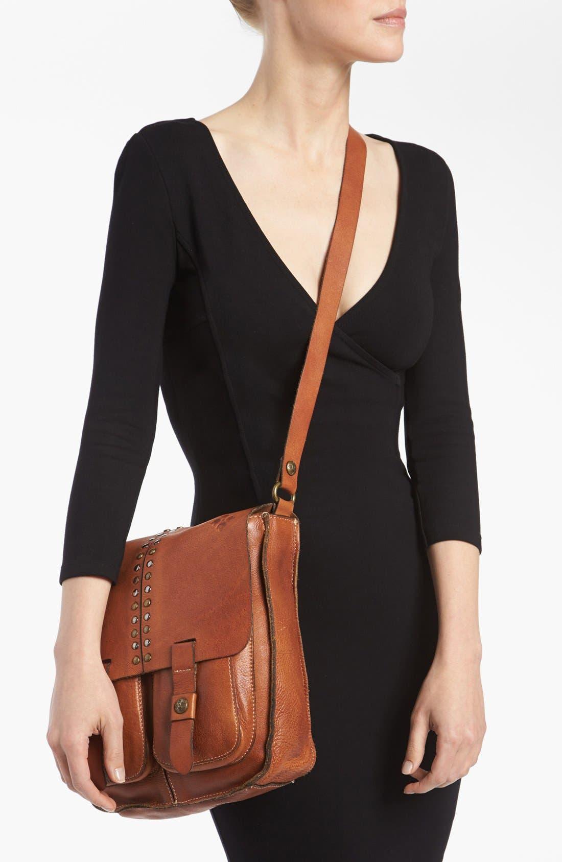 Alternate Image 2  - Patricia Nash 'Armeno' Leather Messenger Bag