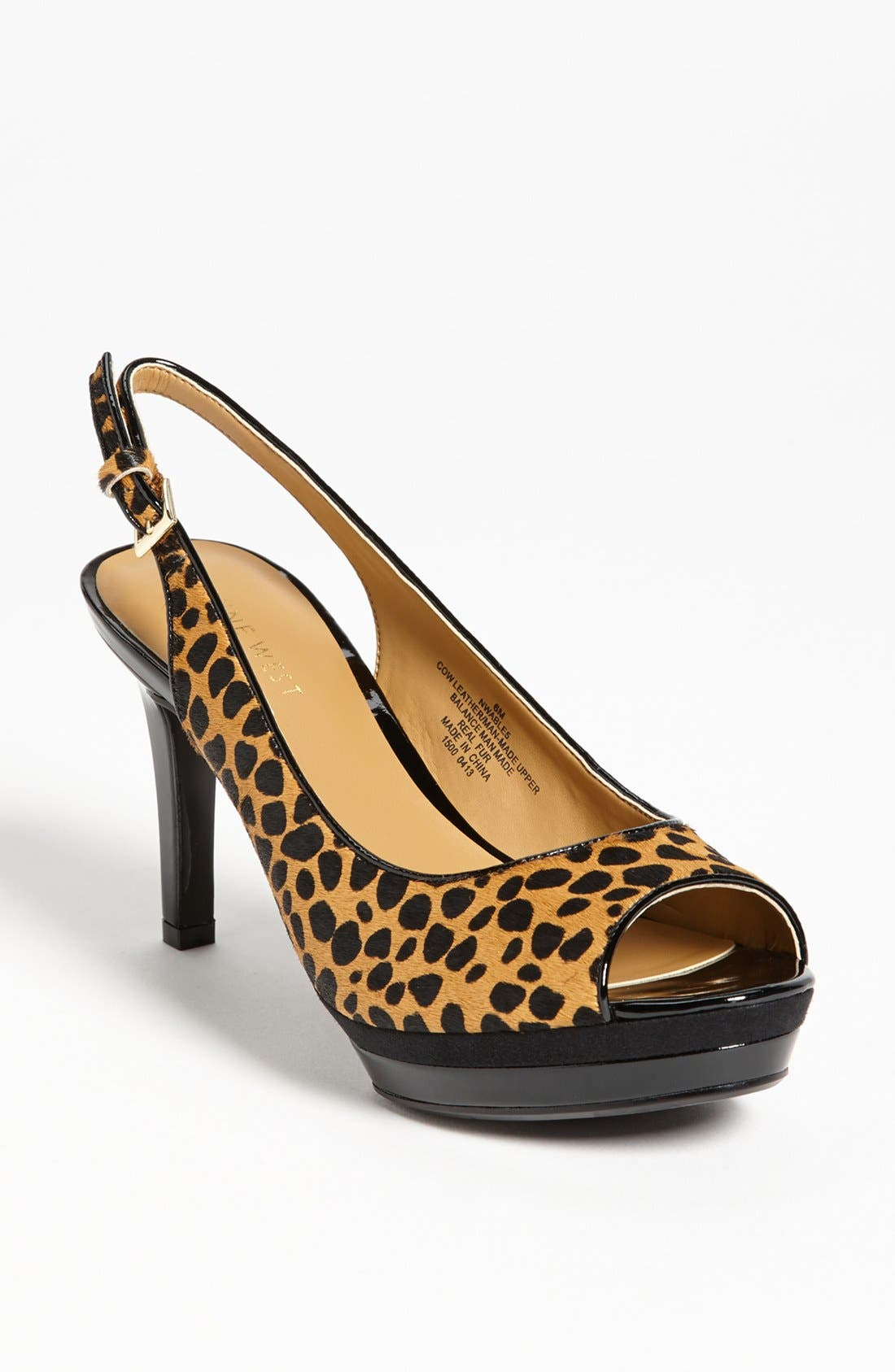 Alternate Image 1 Selected - Nine West 'Able' Pump