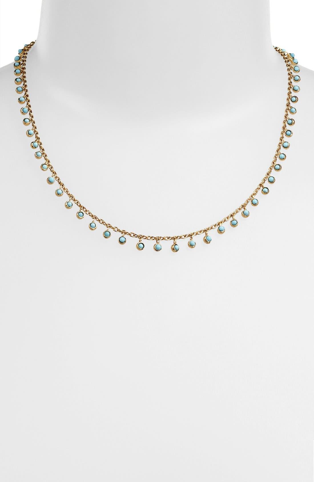 Alternate Image 1 Selected - Melinda Maria 'Fringe' Collar Necklace