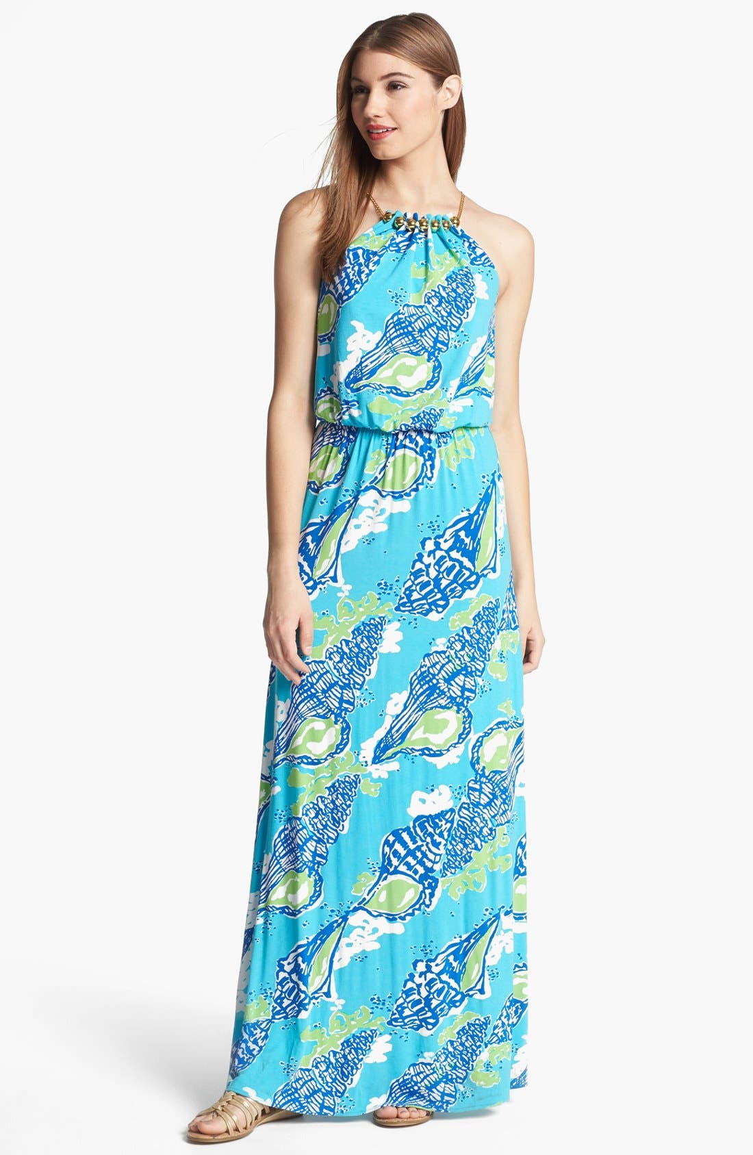 Alternate Image 1 Selected - Lilly Pulitzer® 'Inna' Maxi Dress