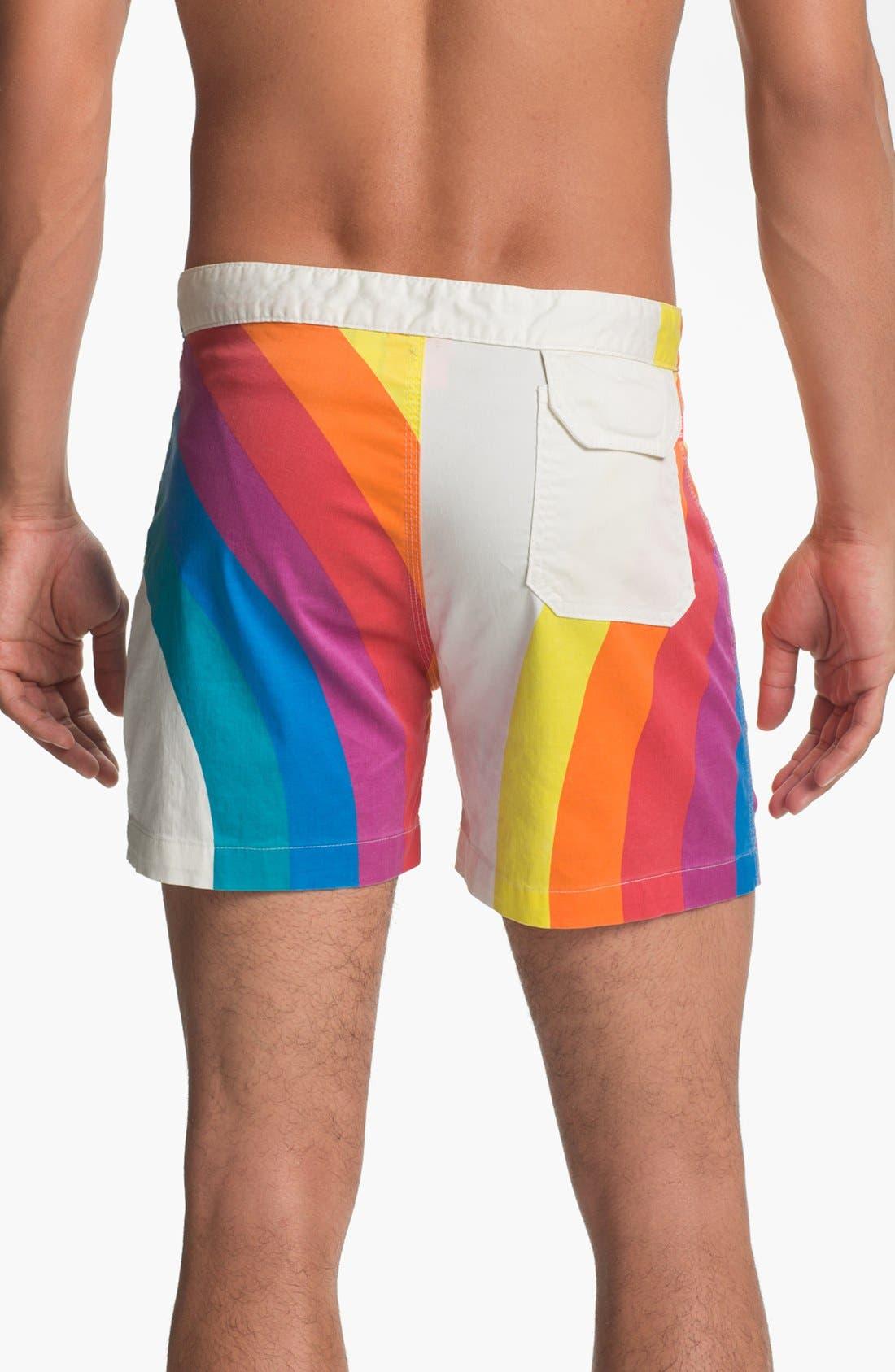 Alternate Image 2  - Warriors of Radness 'GLSA' Board Shorts