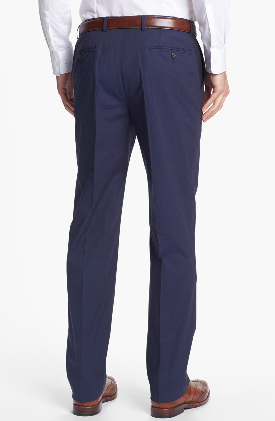 Alternate Image 2  - Calibrate 'Rhoden' Stripe Trousers (Tall)