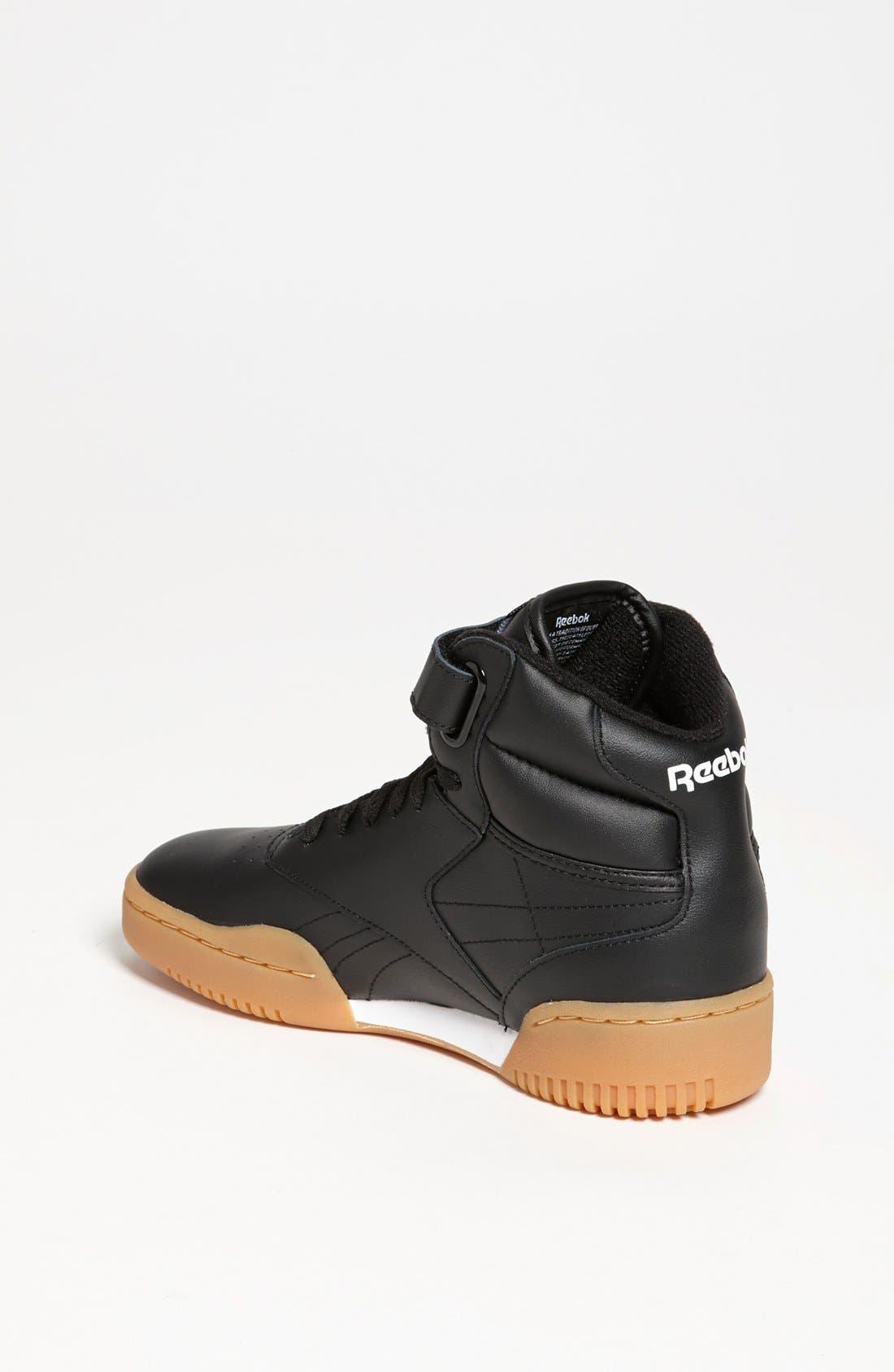 Alternate Image 2  - Reebok 'Ex-O-Fit Hi' Sneaker (Big Kid)