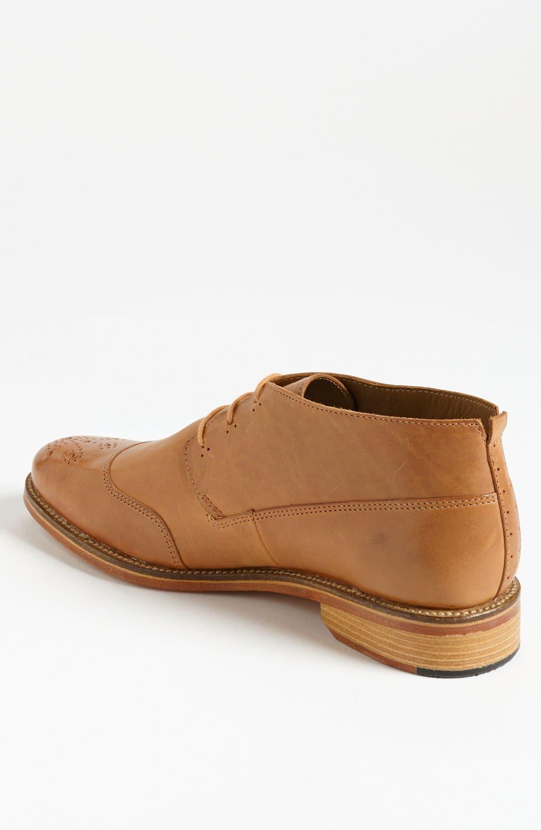 'Mason' Chukka Boot,                             Alternate thumbnail 2, color,                             Dark Tan