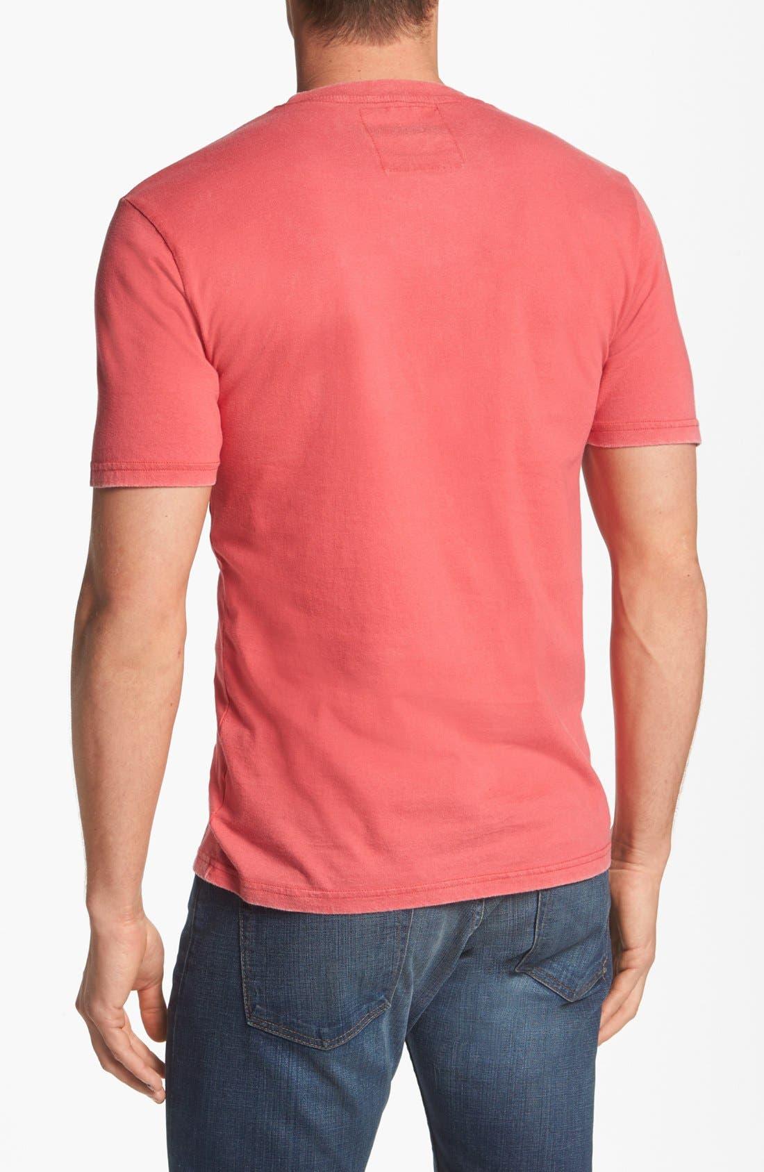 Alternate Image 2  - Red Jacket 'Reds - Reversal' T-Shirt