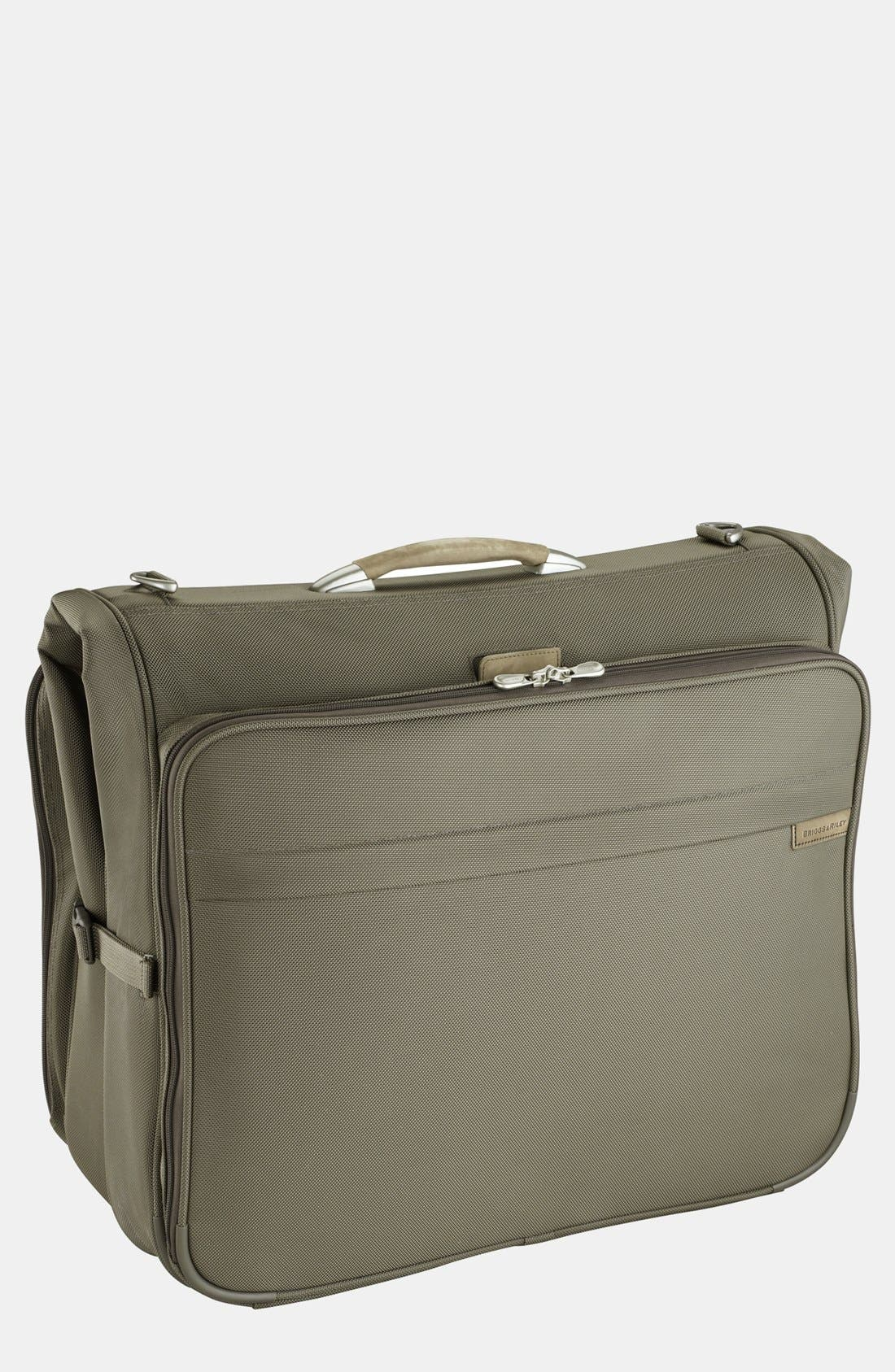 Alternate Image 1 Selected - Briggs & Riley Baseline 22-Inch Deluxe Garment Bag