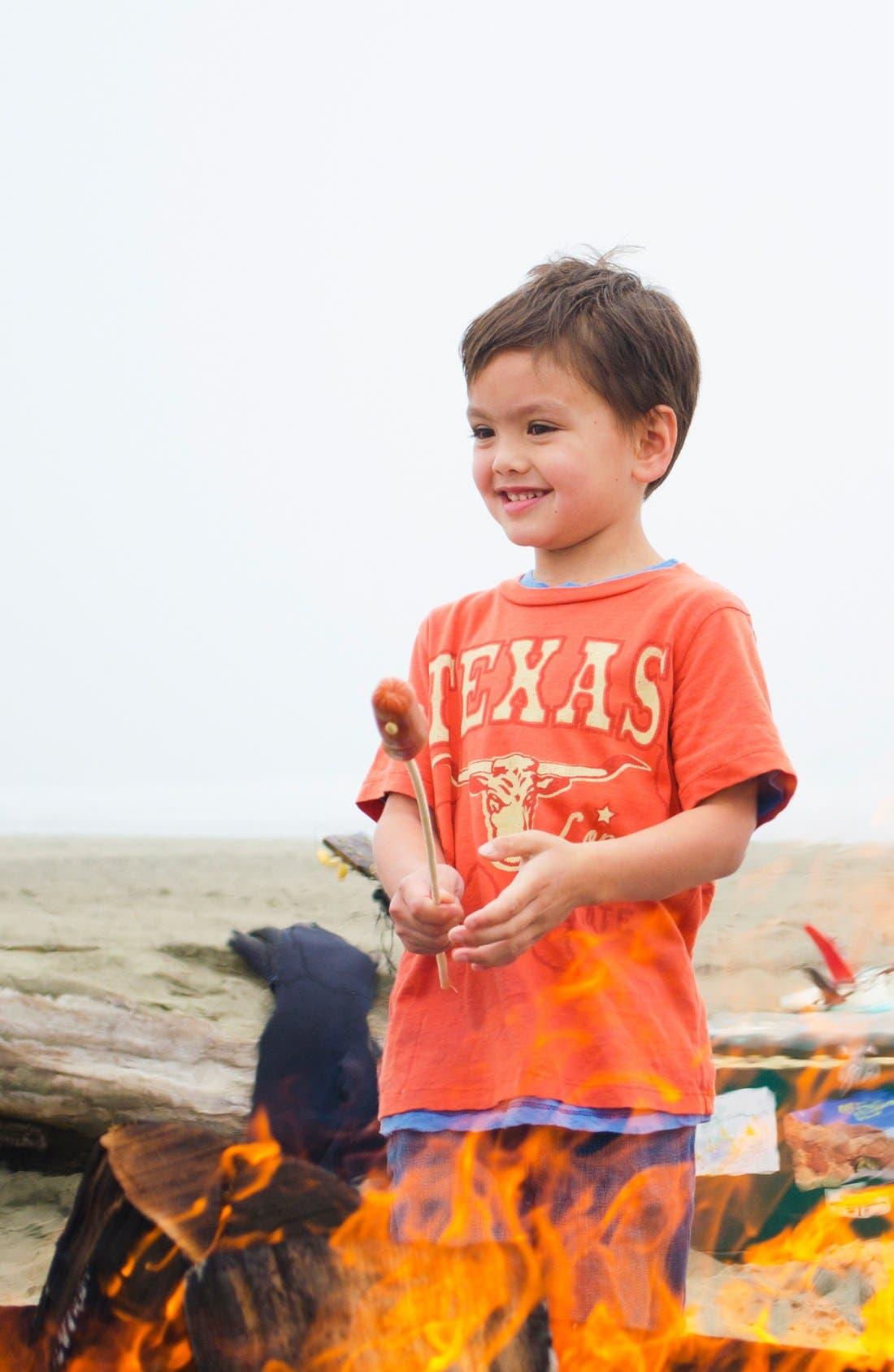 Alternate Image 3  - Peek 'Alamo' T-Shirt (Toddler Boys, Little Boys & Big Boys)