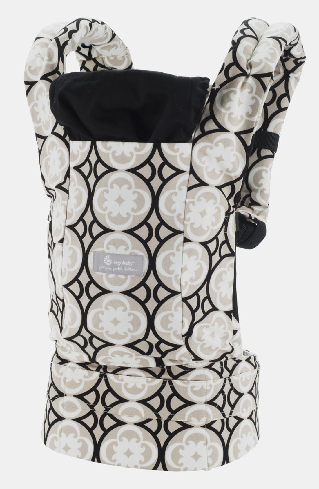 Main Image - ERGObaby Baby Carrier with Petunia Pickle Bottom Print (Nordstrom Exclusive)