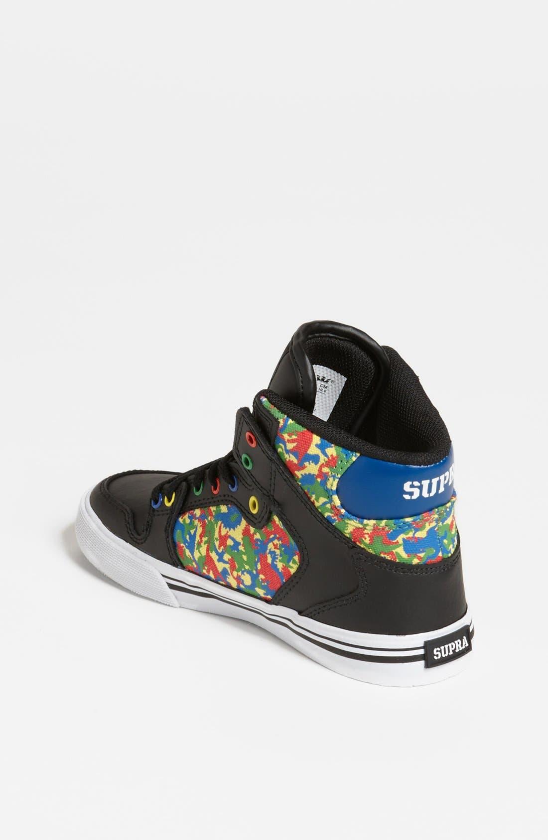 Alternate Image 2  - Supra 'Vaider Dino' Sneaker (Toddler, Little Kid & Big Kid)