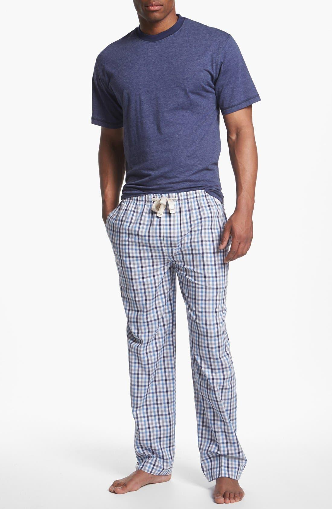 Alternate Image 1 Selected - Majestic International 'Vintage' Pajamas (Big)