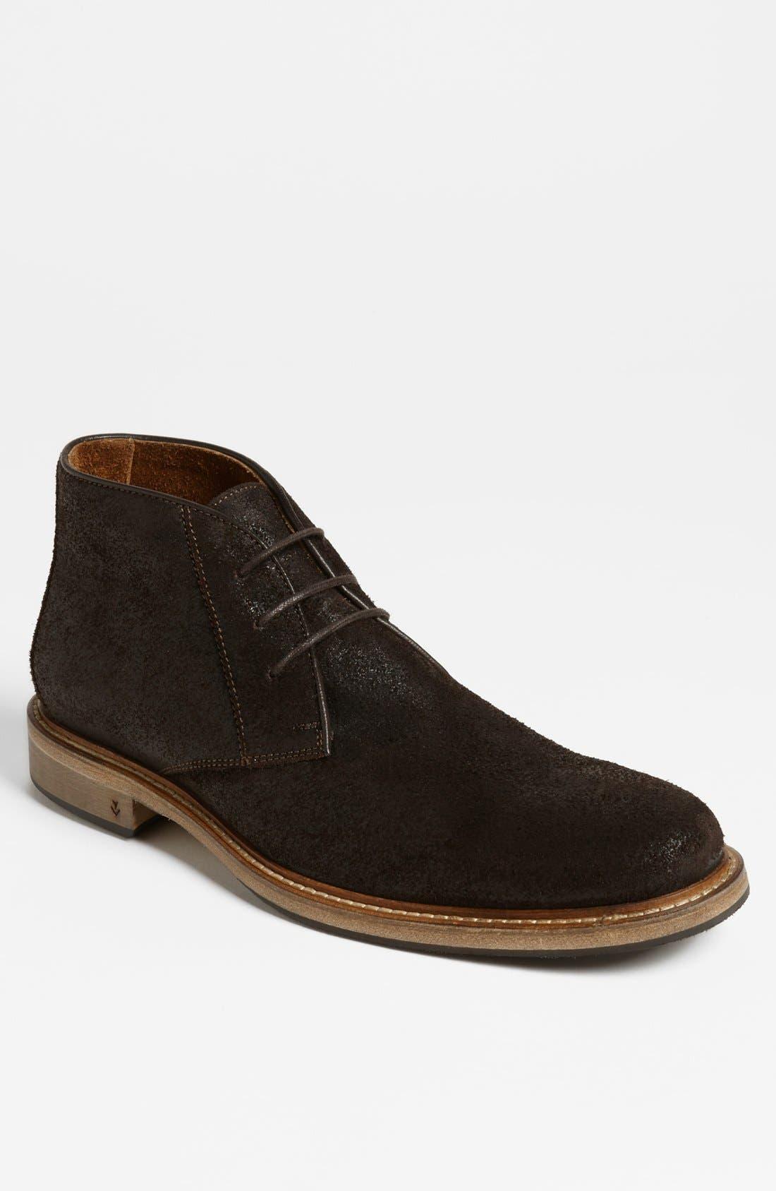 Main Image - John Varvatos Collection 'College' Chukka Boot