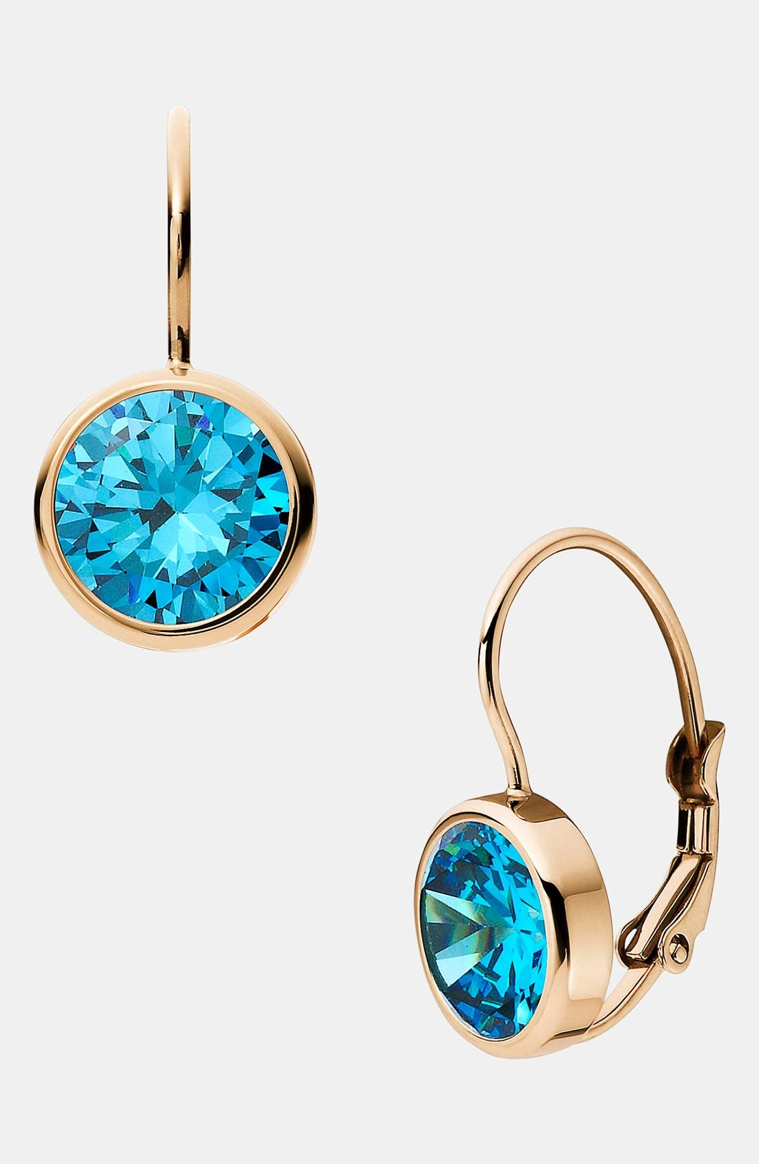 Alternate Image 1 Selected - Michael Kors 'Botanicals' Drop Earrings