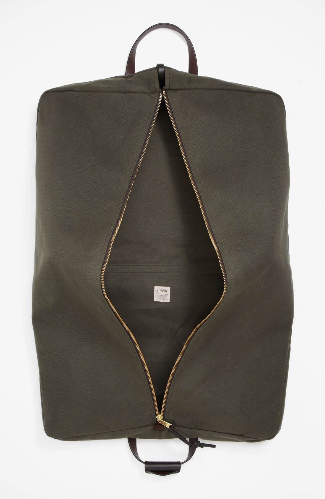 Alternate Image 2  - Filson Garment Bag