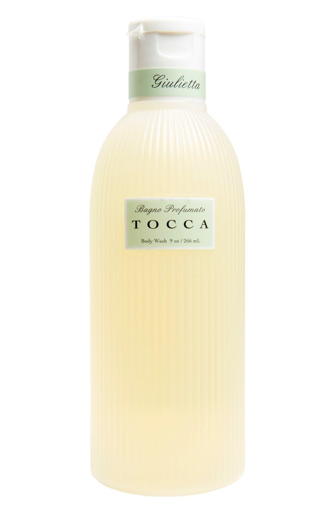 TOCCA 'Giulietta' Body Wash