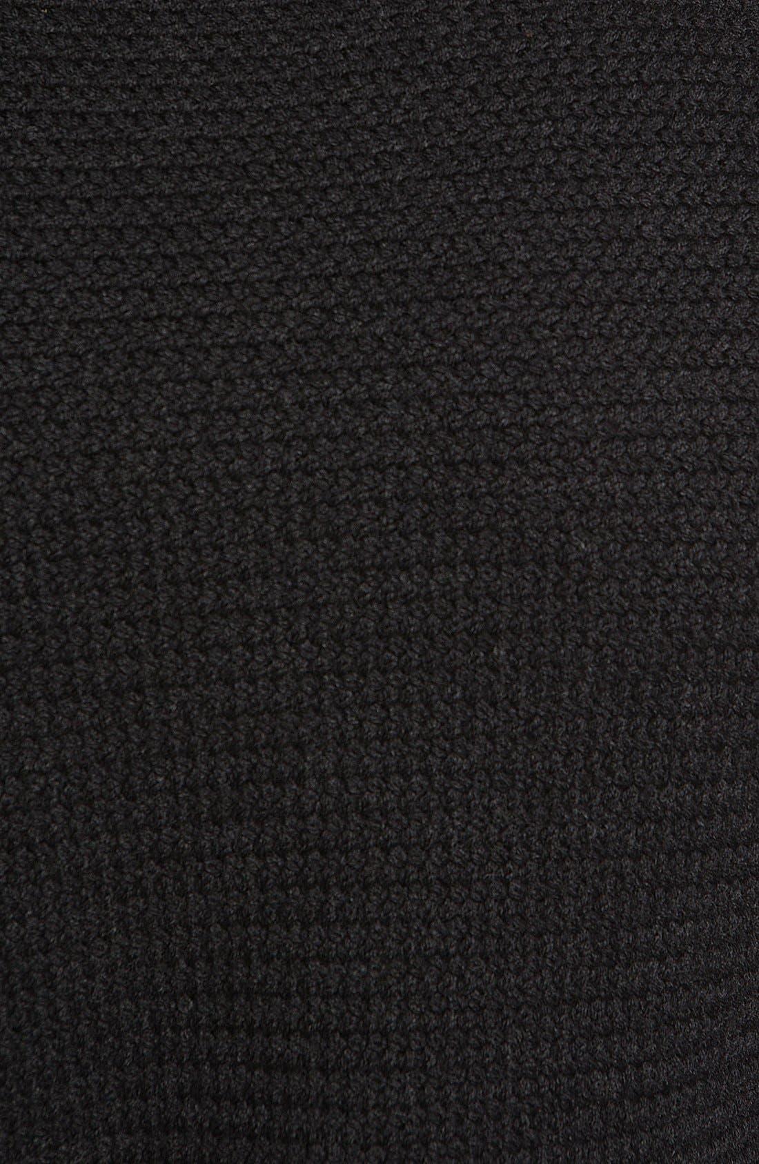 Alternate Image 3  - A.P.C. Thick Wool Crewneck Sweater