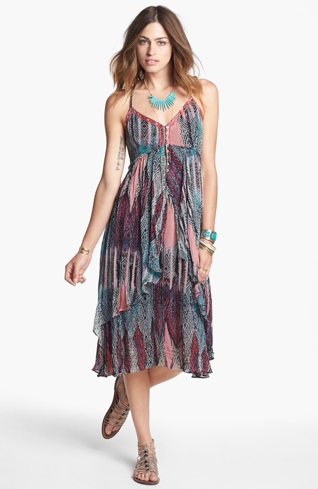 Alternate Image 1 Selected - Free People 'Sea Gypsy' Dress