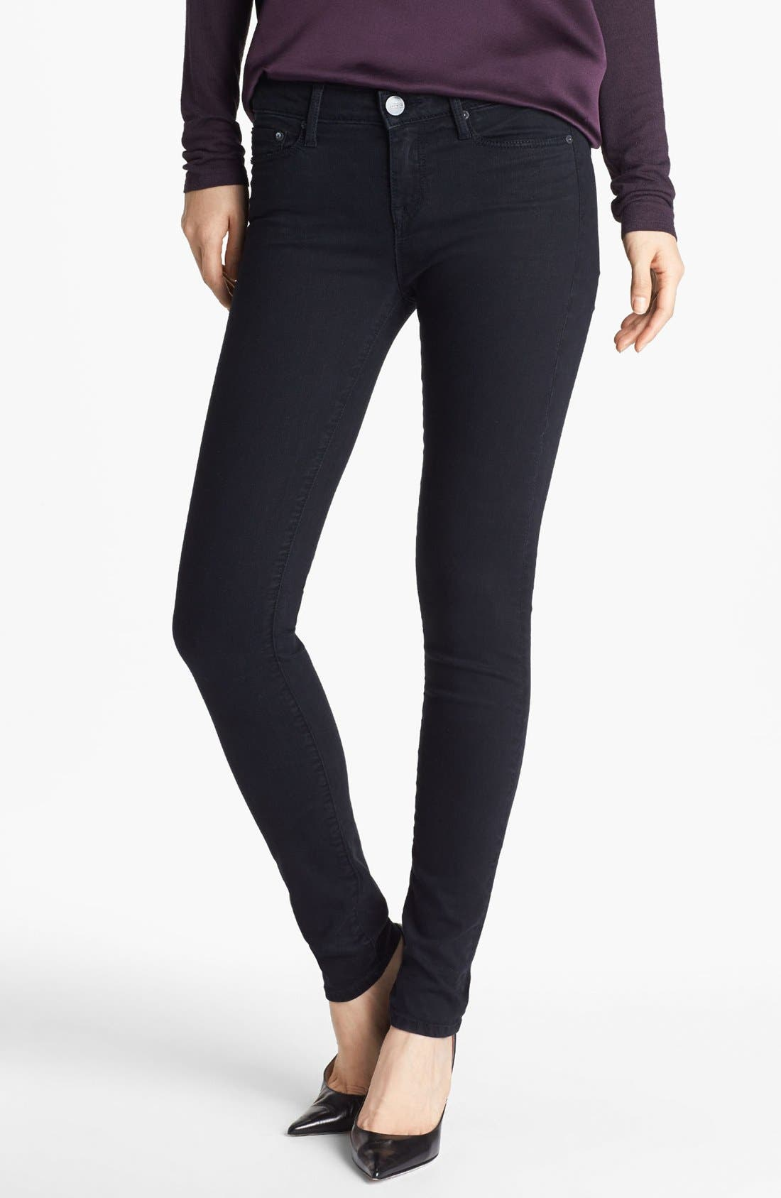 Alternate Image 1 Selected - Vince Skinny Stretch Jeans