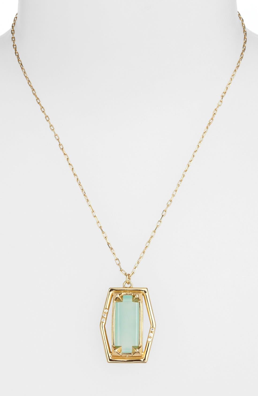 Alternate Image 1 Selected - Melinda Maria 'Thorn - Fenton' Pendant Necklace