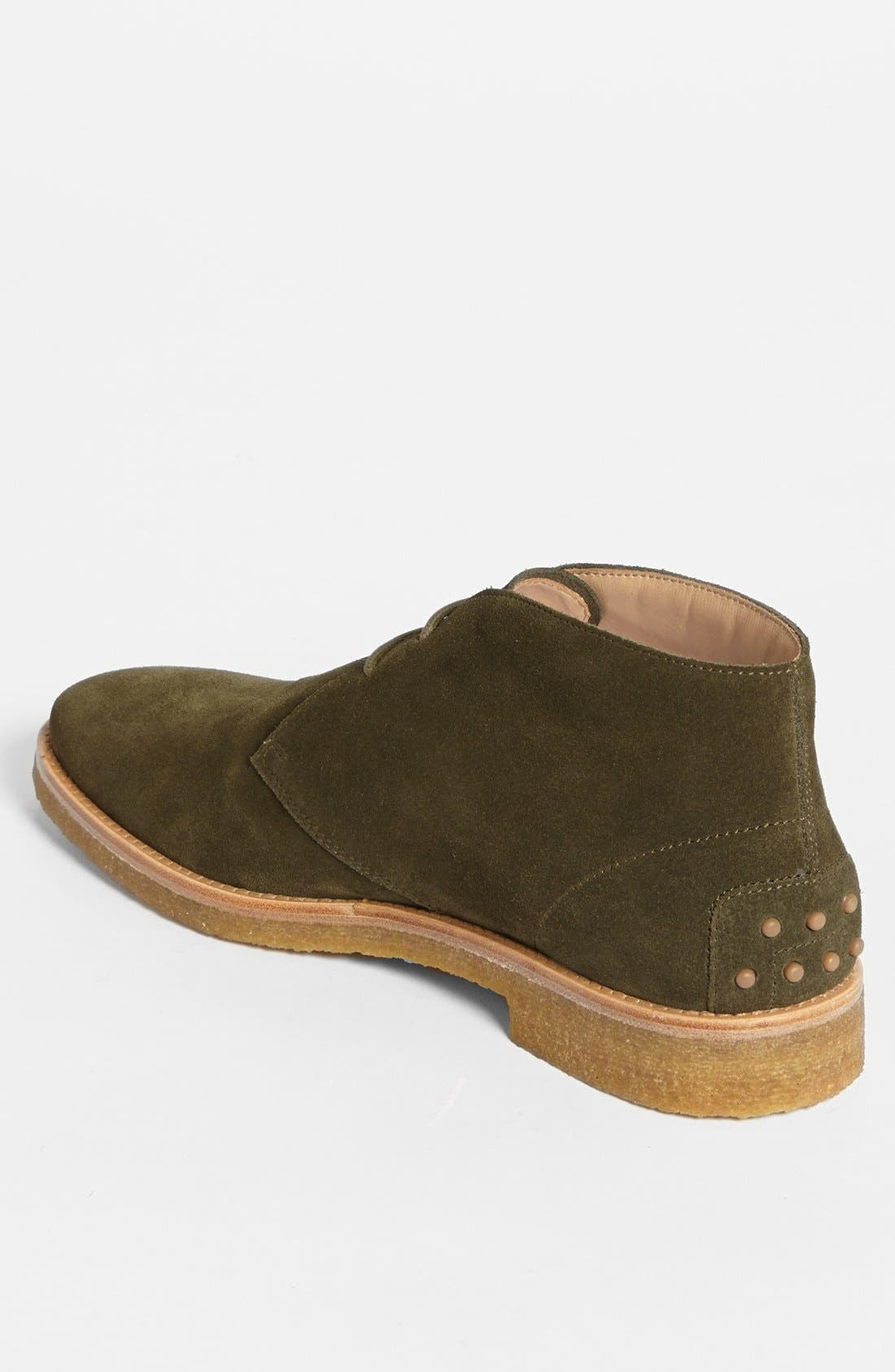 Alternate Image 2  - Tod's Suede Chukka Boot