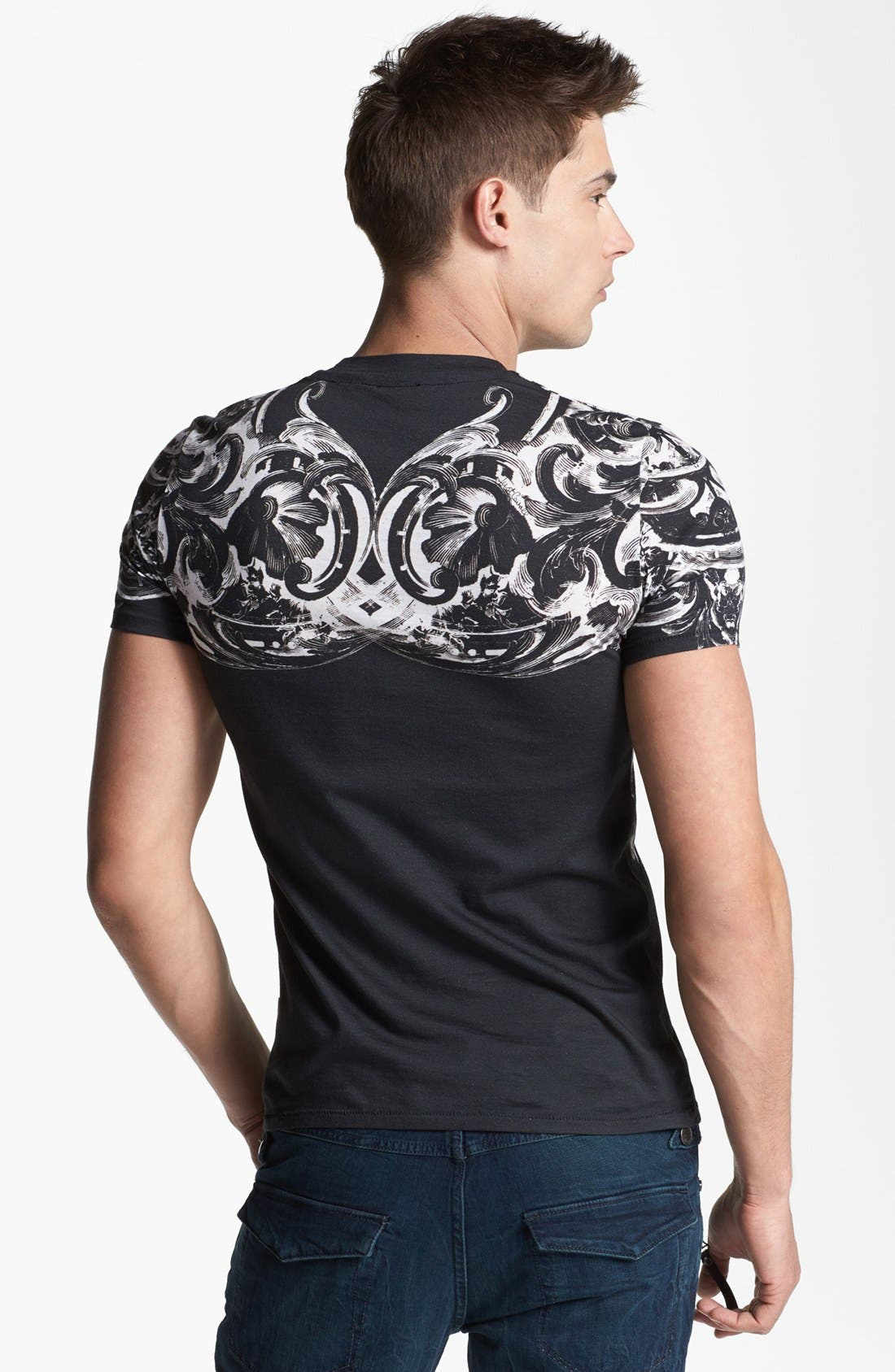 Alternate Image 2  - Just Cavalli Print T-Shirt
