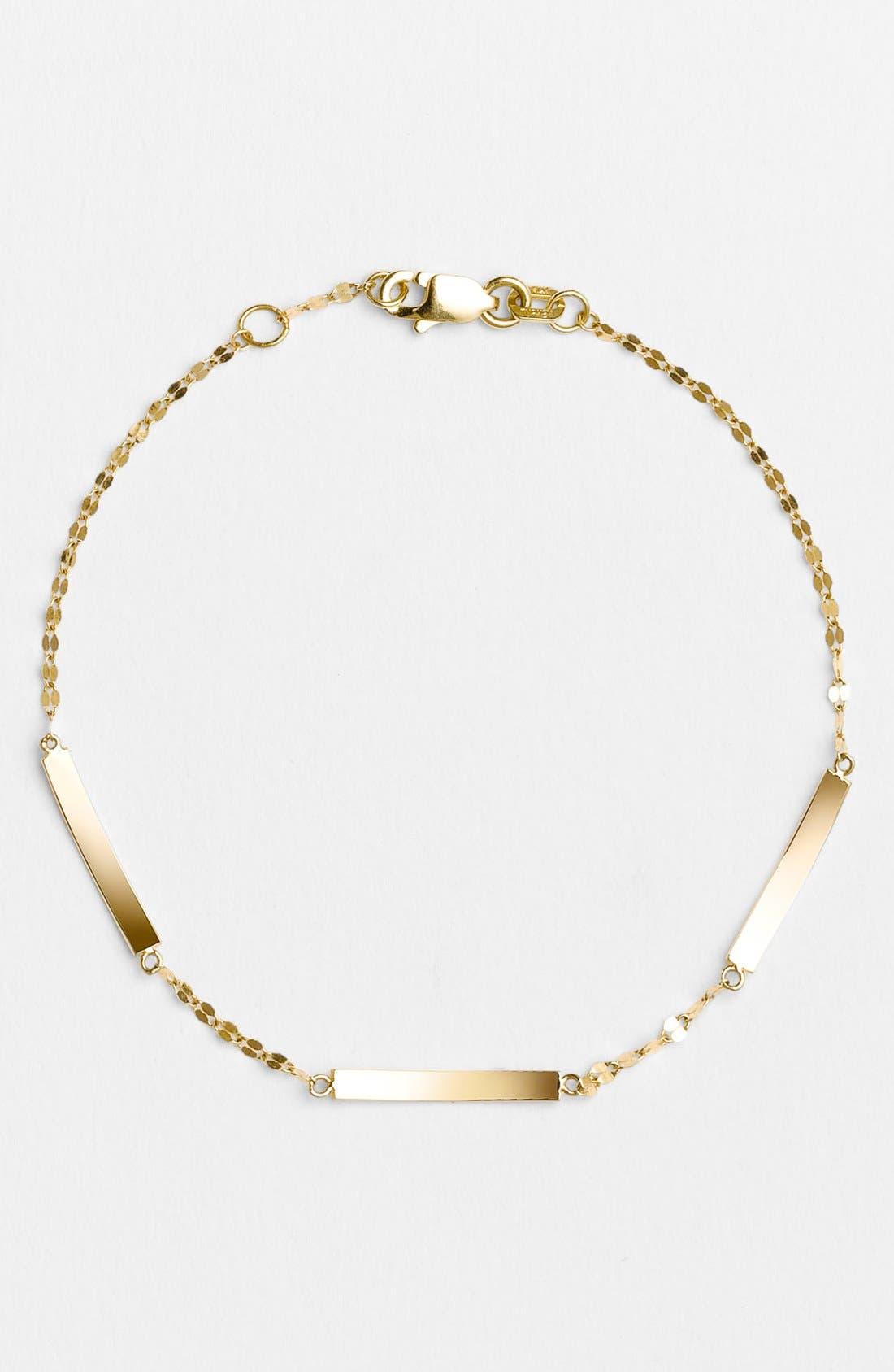 Alternate Image 1 Selected - Lana Jewelry Bar Station Bracelet