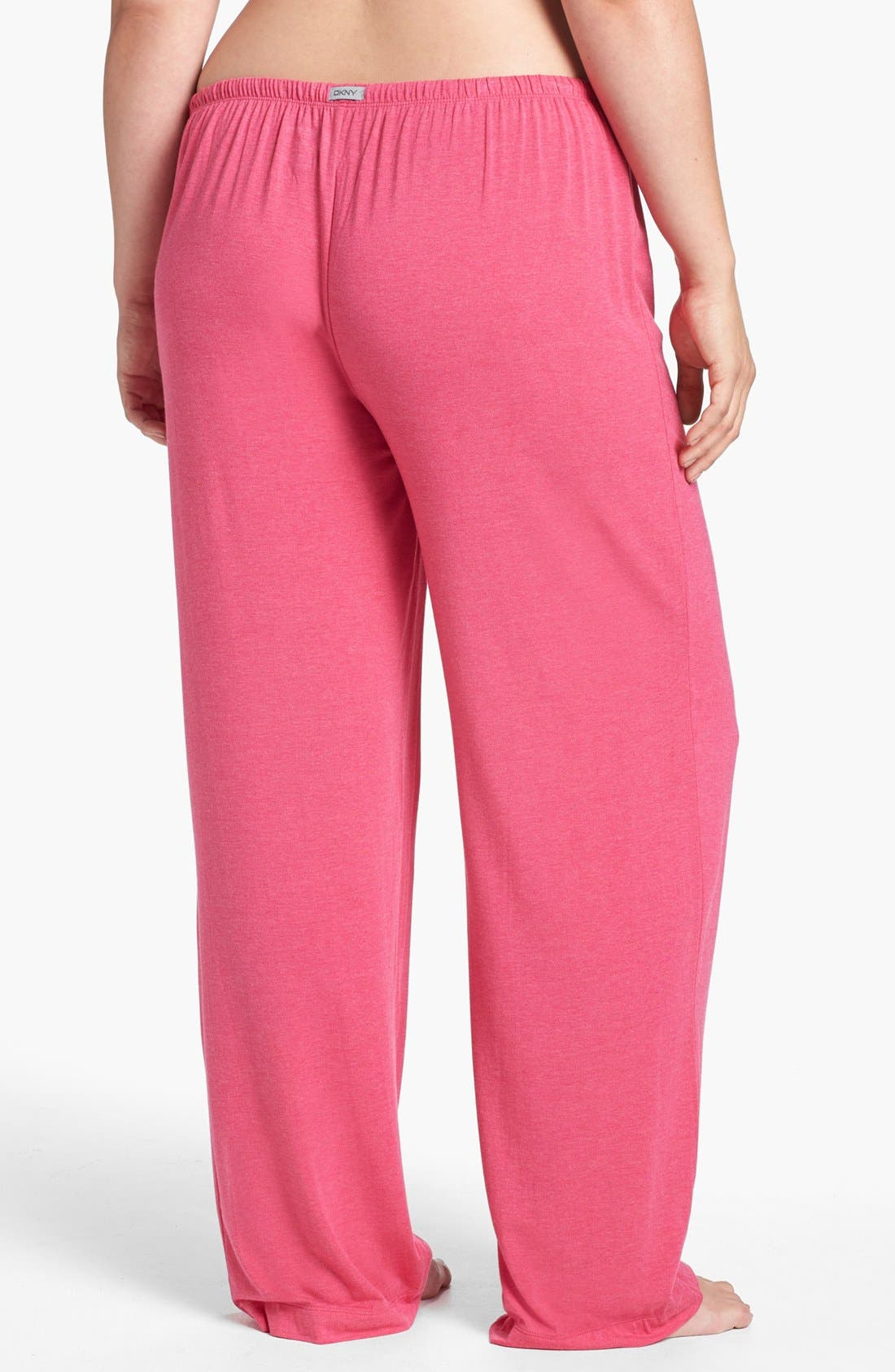 Alternate Image 2  - DKNY '7 Easy Pieces' Pants (Plus Size)