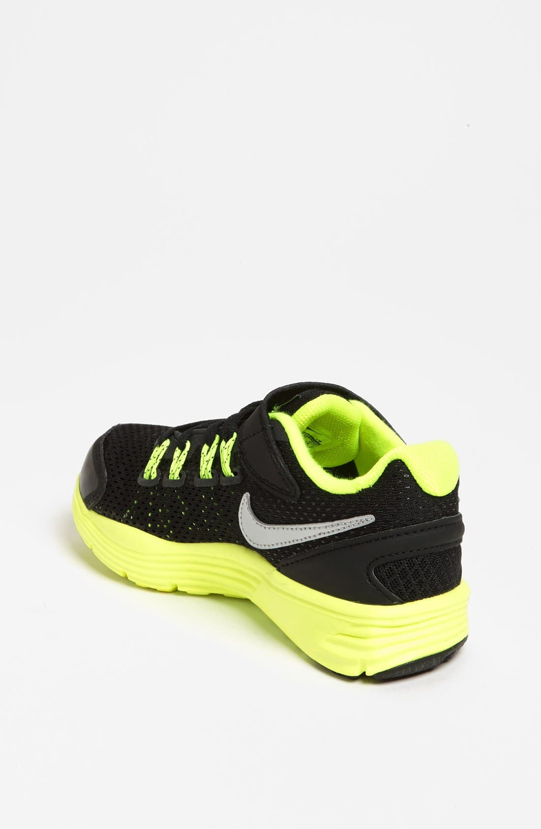 Alternate Image 2  - Nike 'LunarGlide 4' Running Shoe (Baby, Walker, Toddler & Little Kid)