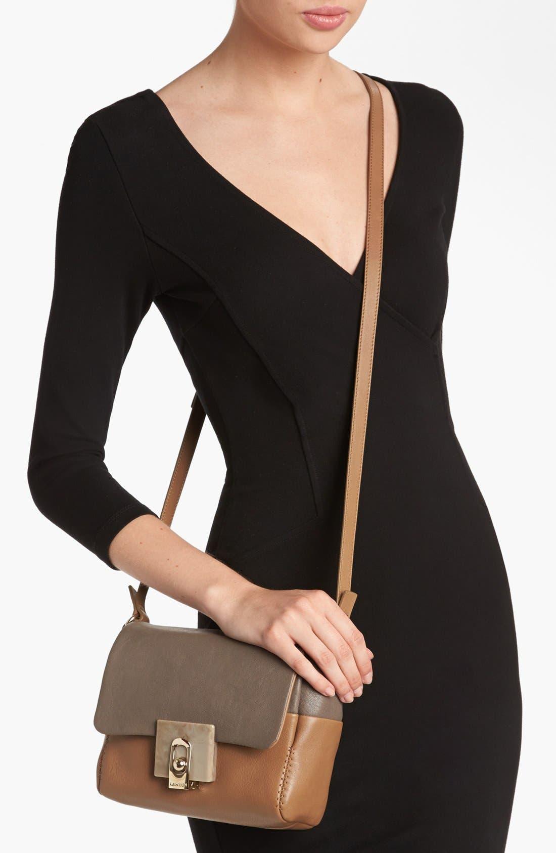 Alternate Image 2  - Lanvin 'For Me' Leather Crossbody Bag